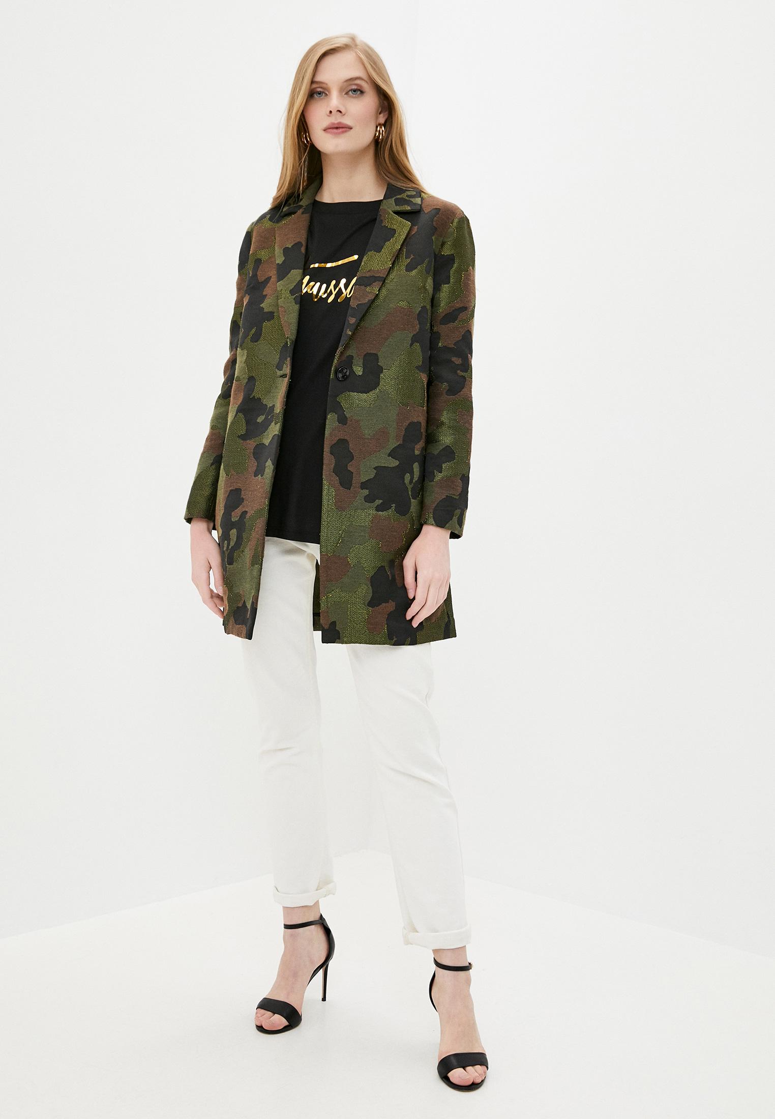 Женские пальто TRUSSARDI JEANS (Труссарди Джинс) 56S00468: изображение 2
