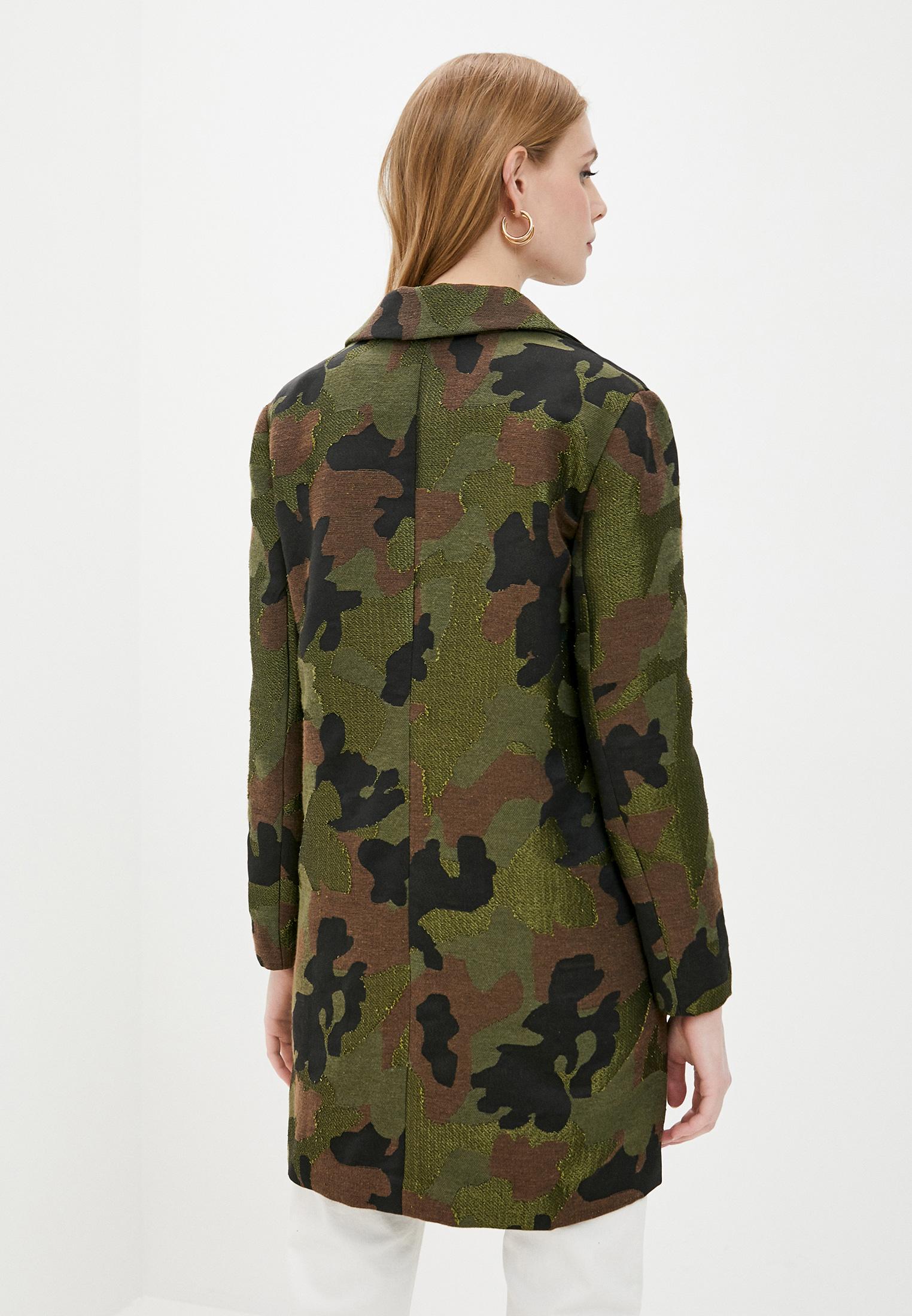 Женские пальто TRUSSARDI JEANS (Труссарди Джинс) 56S00468: изображение 3
