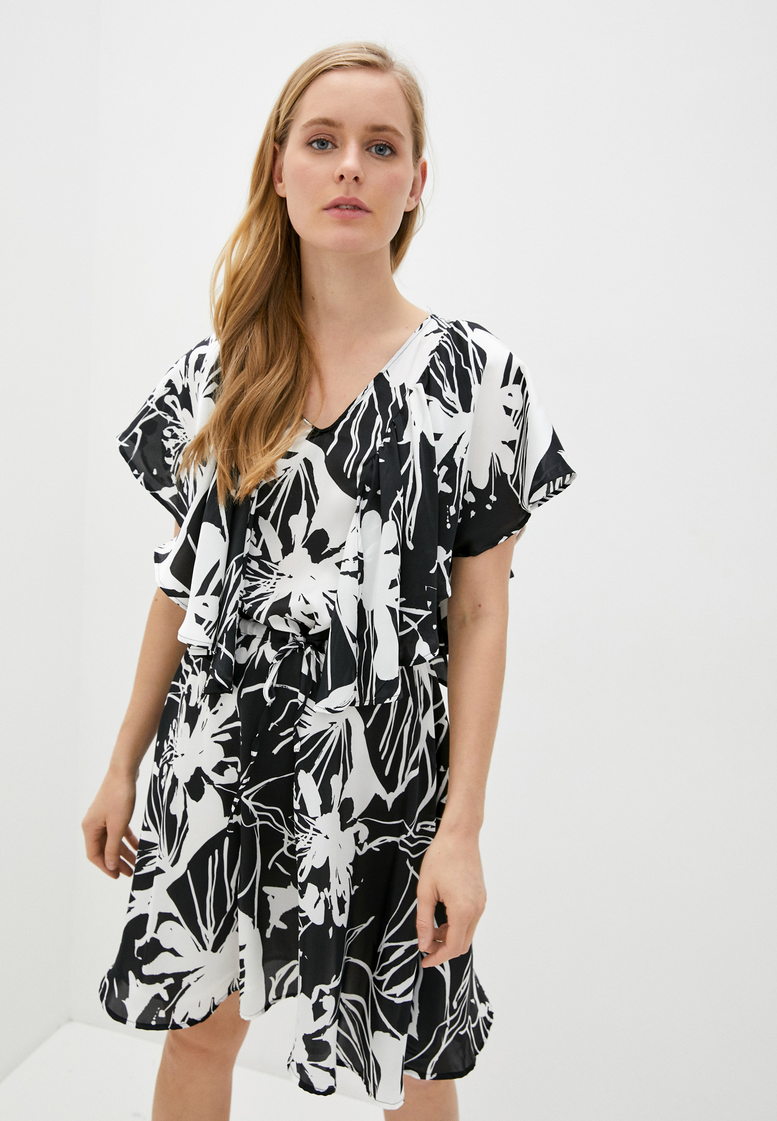Повседневное платье TRUSSARDI JEANS (Труссарди Джинс) 56D00365
