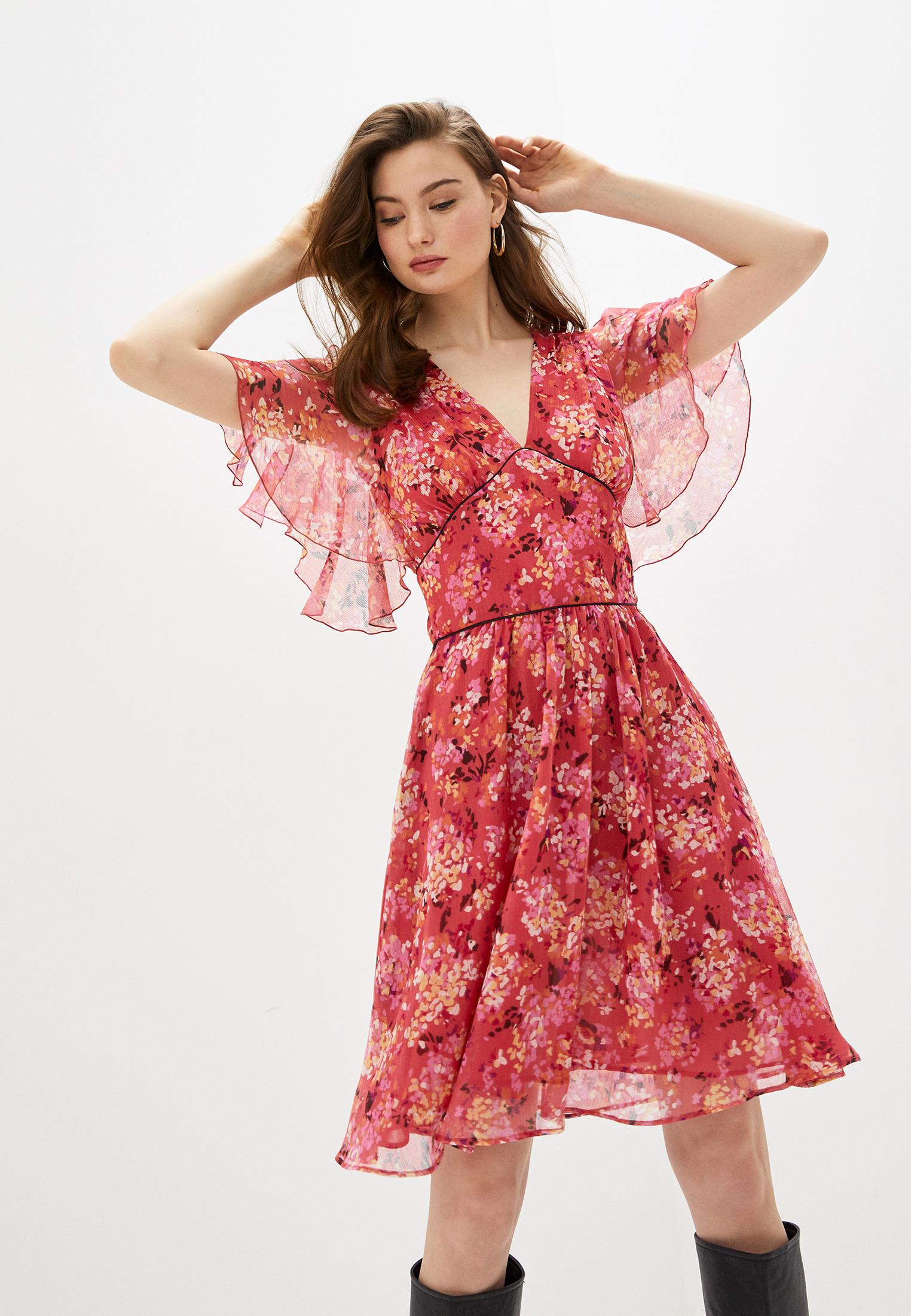 Повседневное платье Trussardi Jeans (Труссарди Джинс) 56D00354