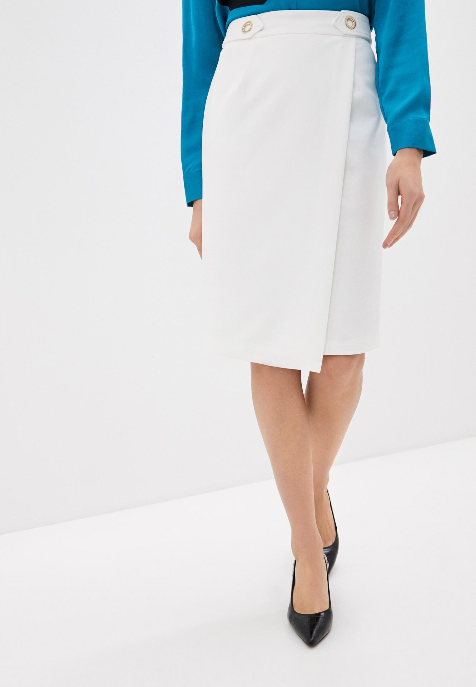 Узкая юбка TRUSSARDI JEANS (Труссарди Джинс) 56G00113