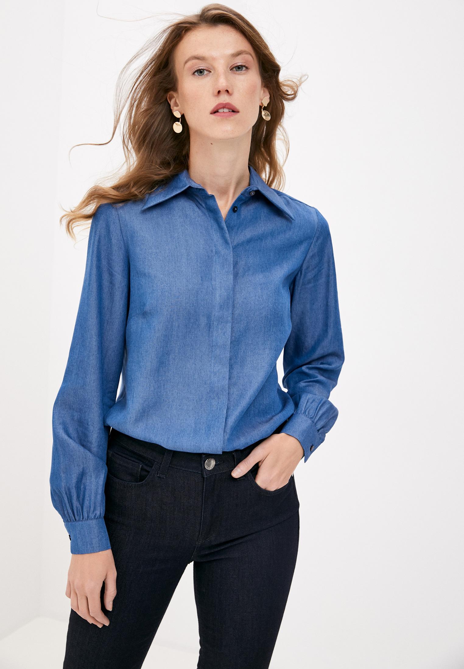 Блуза TRUSSARDI JEANS (Труссарди Джинс) 56C00383-1T004760