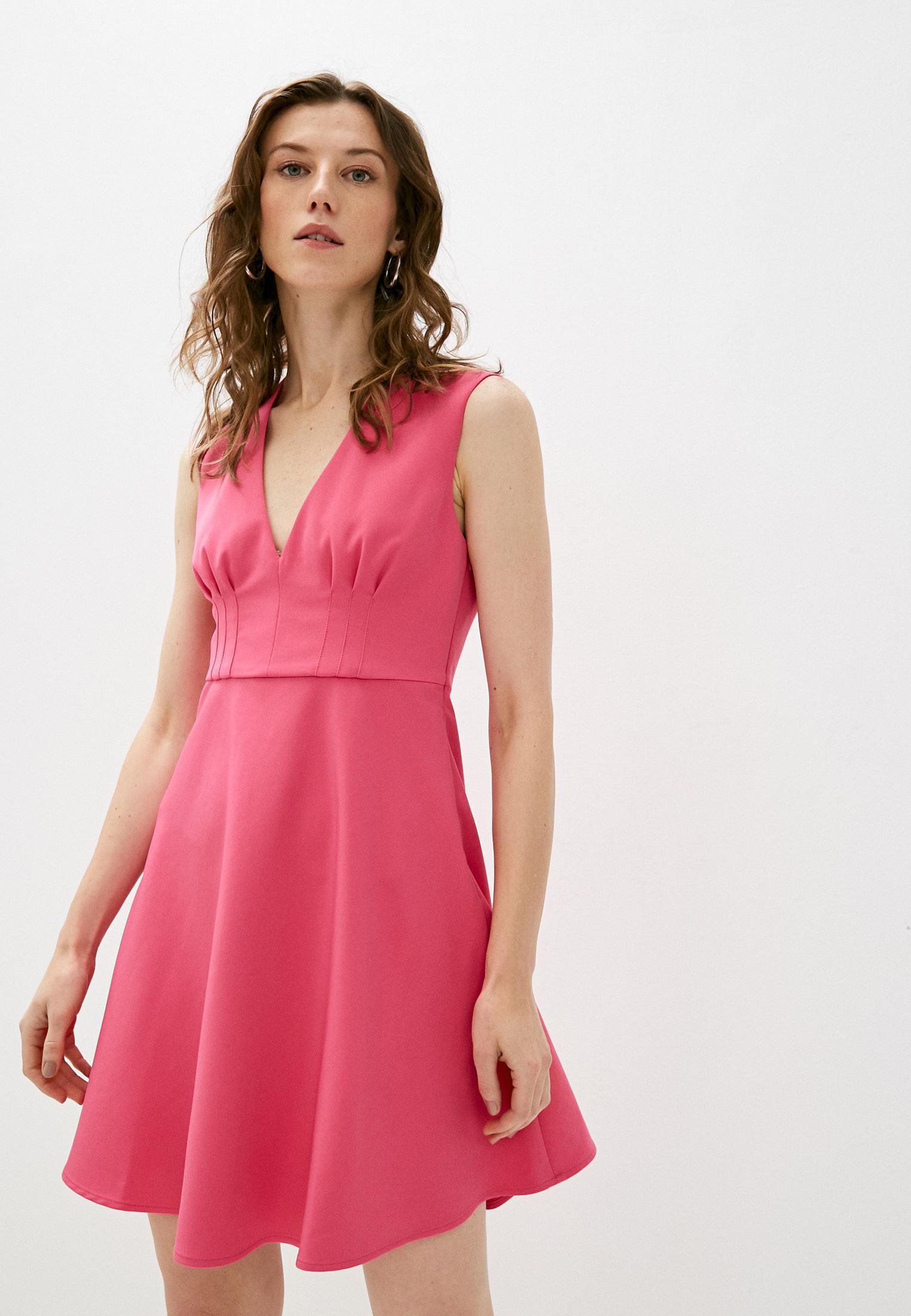 Повседневное платье Trussardi (Труссарди) 56D00439-1T004434