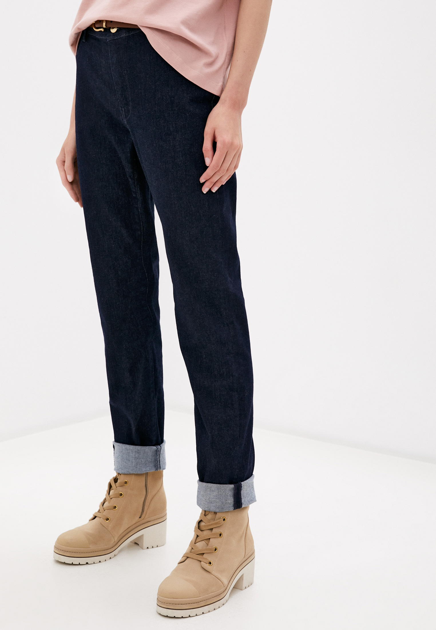 Зауженные джинсы Trussardi (Труссарди) 56J00005-1T004366-A-003
