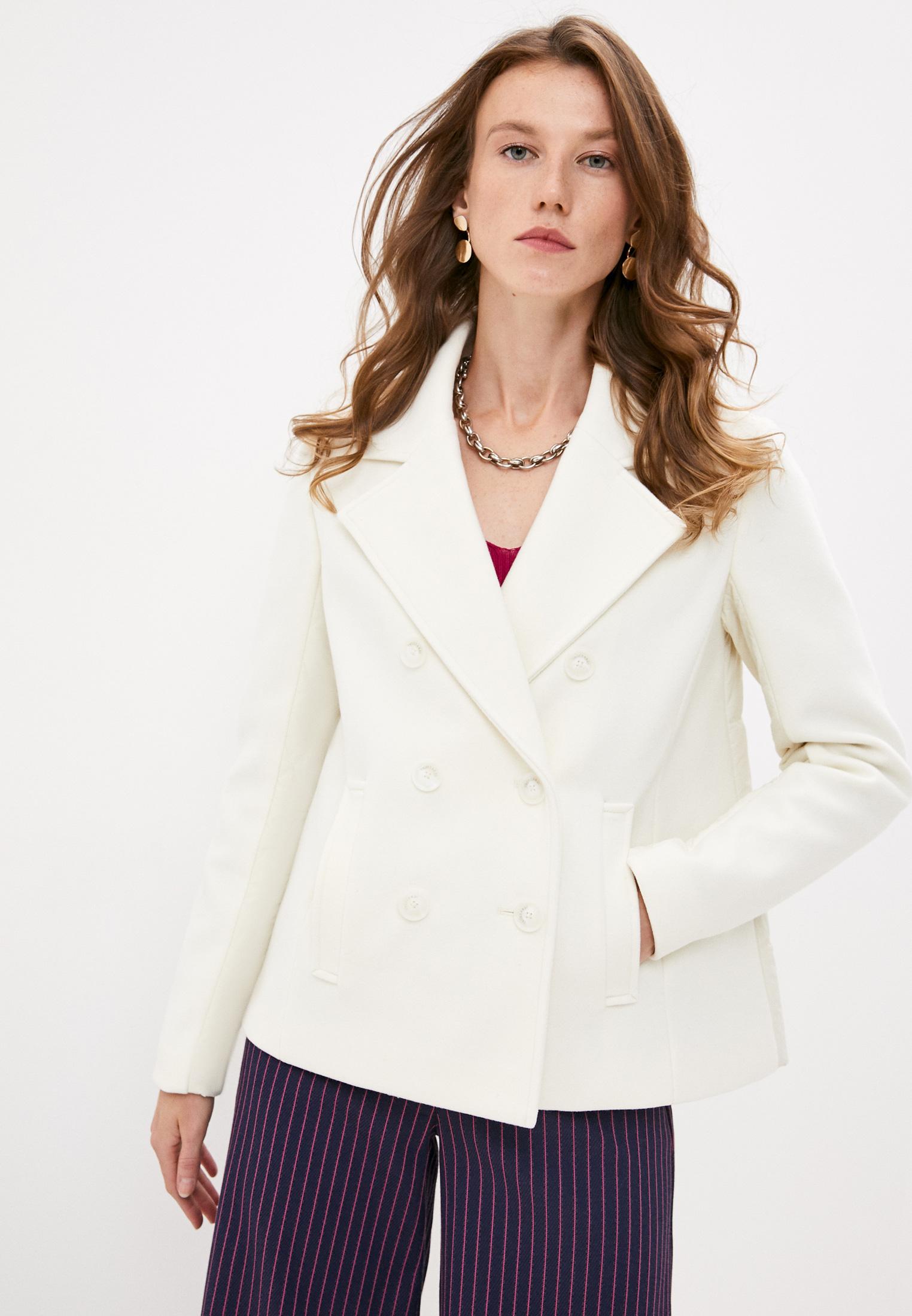 Женские пальто TRUSSARDI JEANS (Труссарди Джинс) 56S00556-1T004436