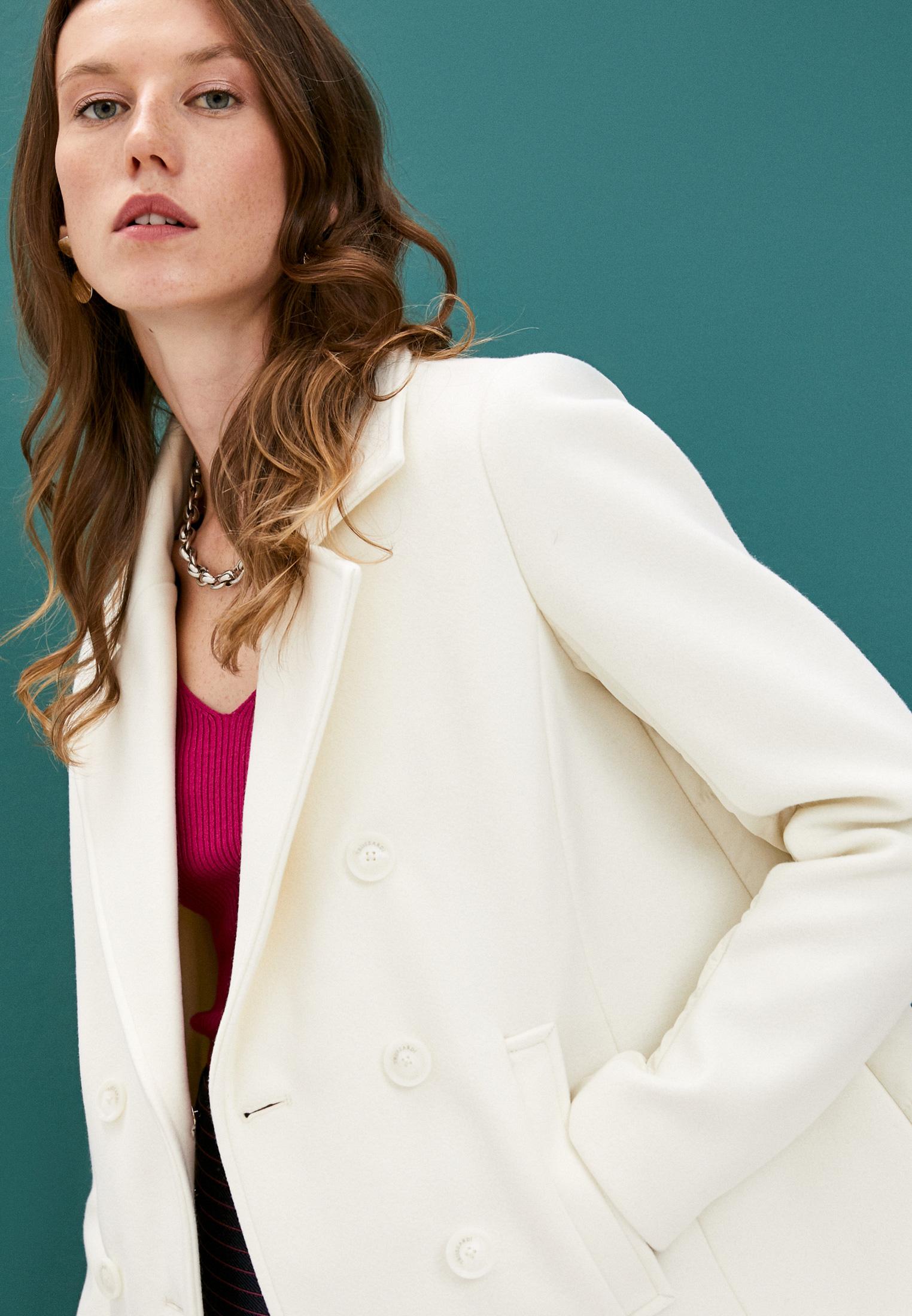 Женские пальто TRUSSARDI JEANS (Труссарди Джинс) 56S00556-1T004436: изображение 2