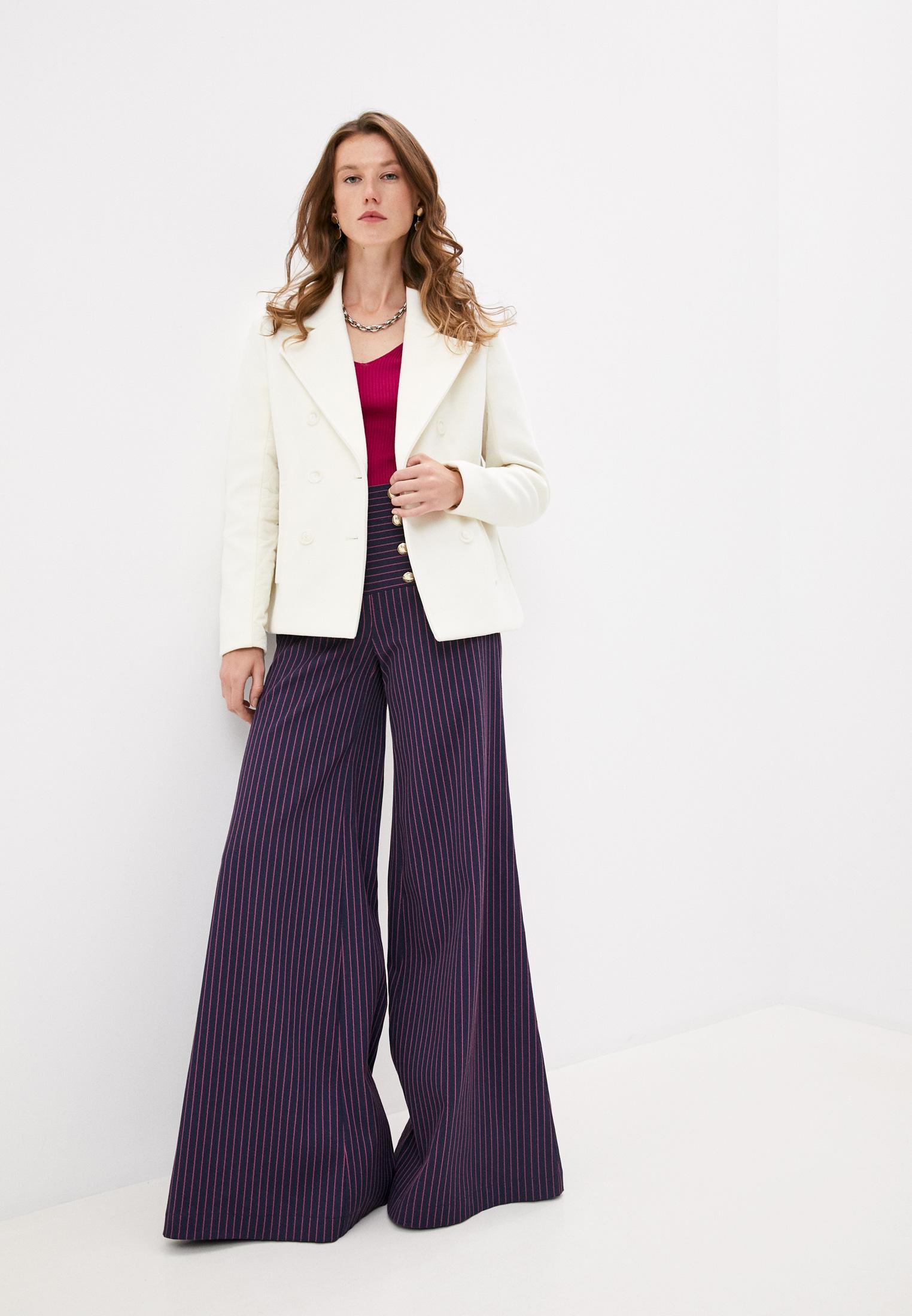 Женские пальто TRUSSARDI JEANS (Труссарди Джинс) 56S00556-1T004436: изображение 3