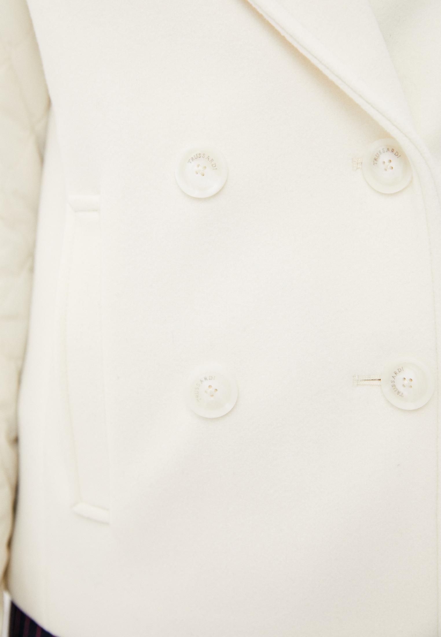 Женские пальто TRUSSARDI JEANS (Труссарди Джинс) 56S00556-1T004436: изображение 6