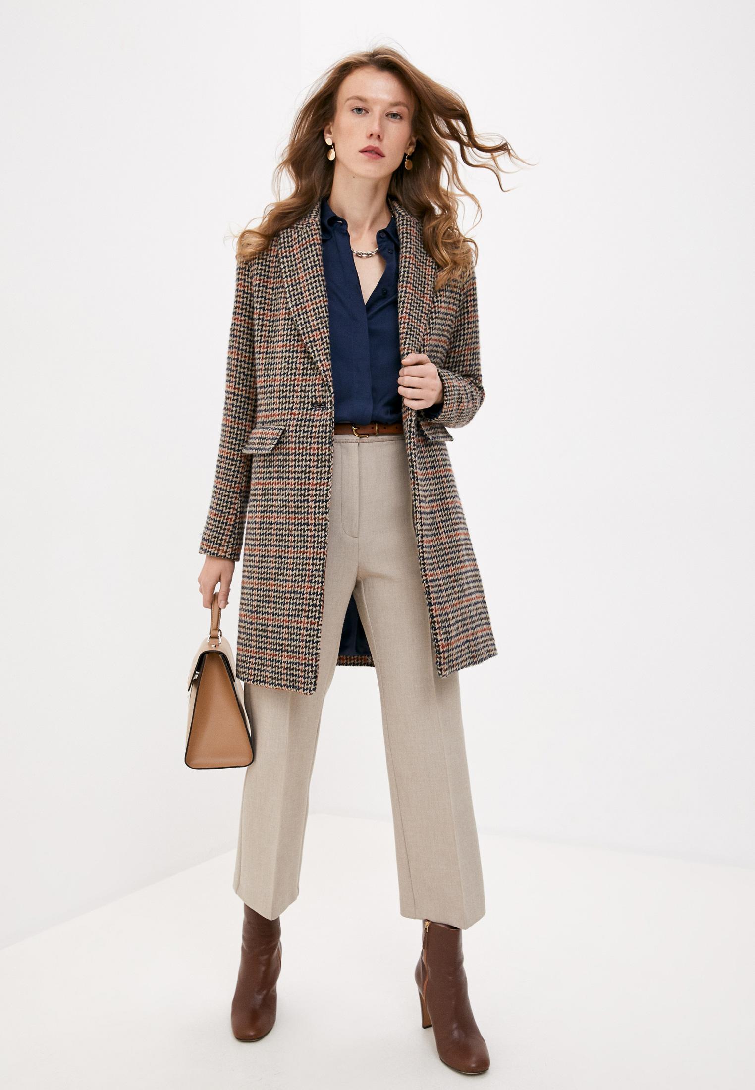 Женские пальто TRUSSARDI JEANS (Труссарди Джинс) 56S00566-1T004460: изображение 3