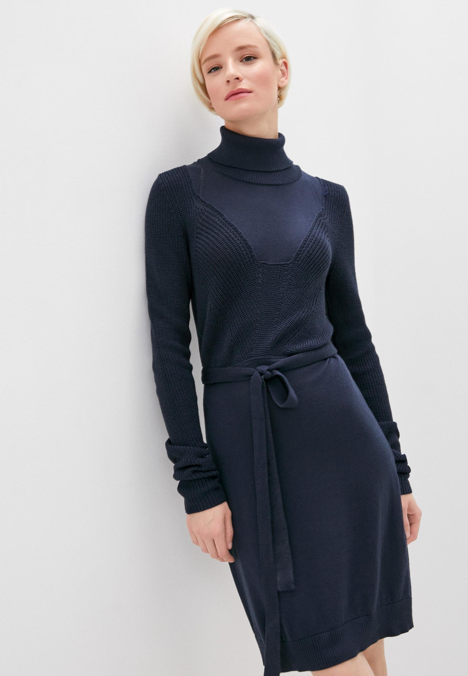 Вязаное платье Trussardi (Труссарди) Платье Trussardi