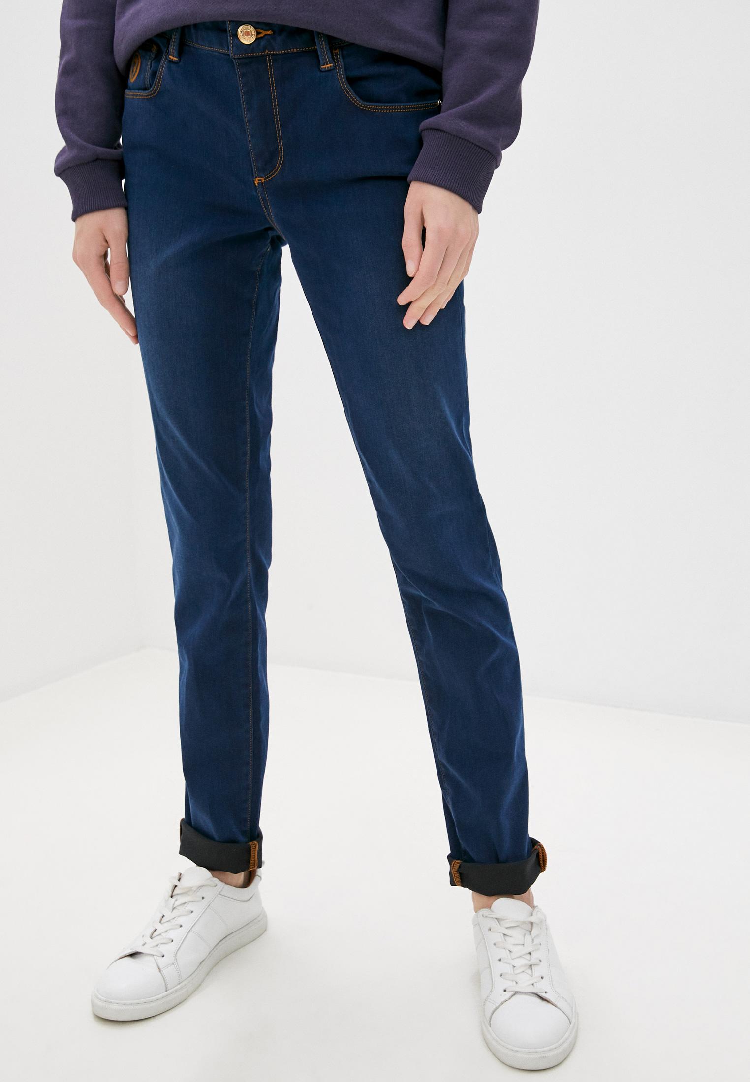Зауженные джинсы Trussardi (Труссарди) Джинсы Trussardi