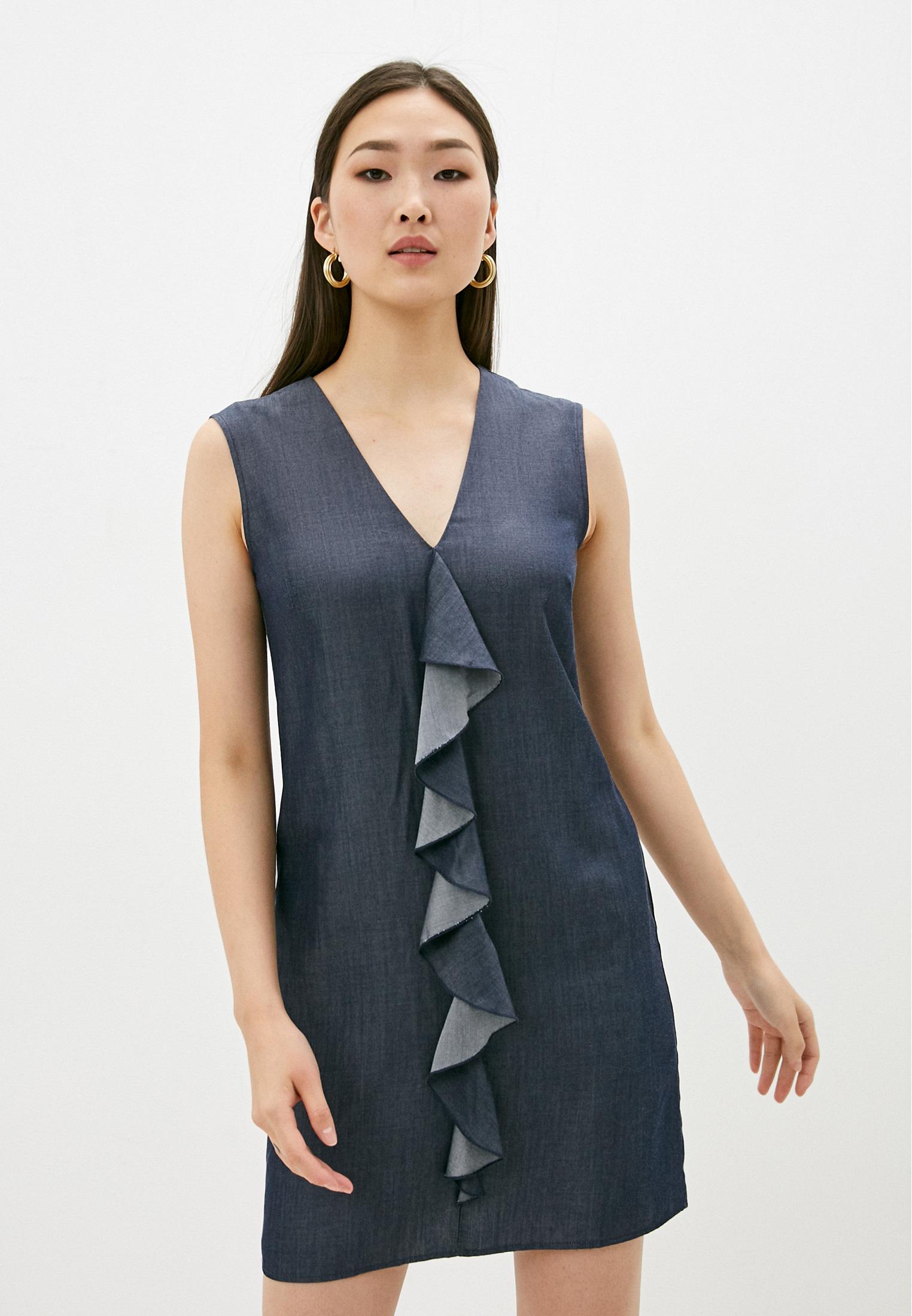 Повседневное платье Trussardi (Труссарди) 56D00087-1T000624