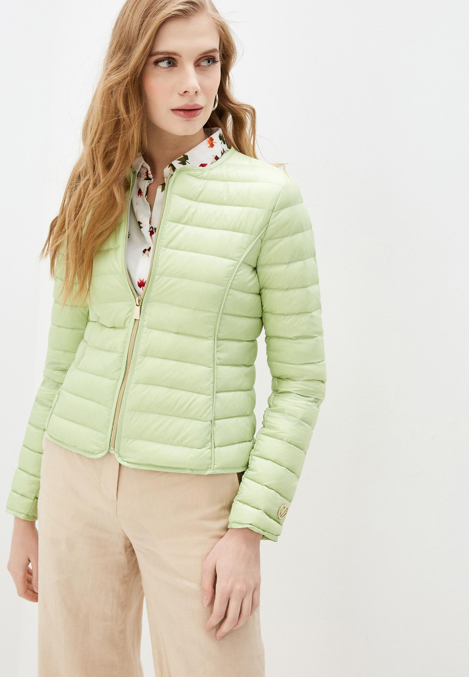 Утепленная куртка Trussardi (Труссарди) 56S00149-1Y090504