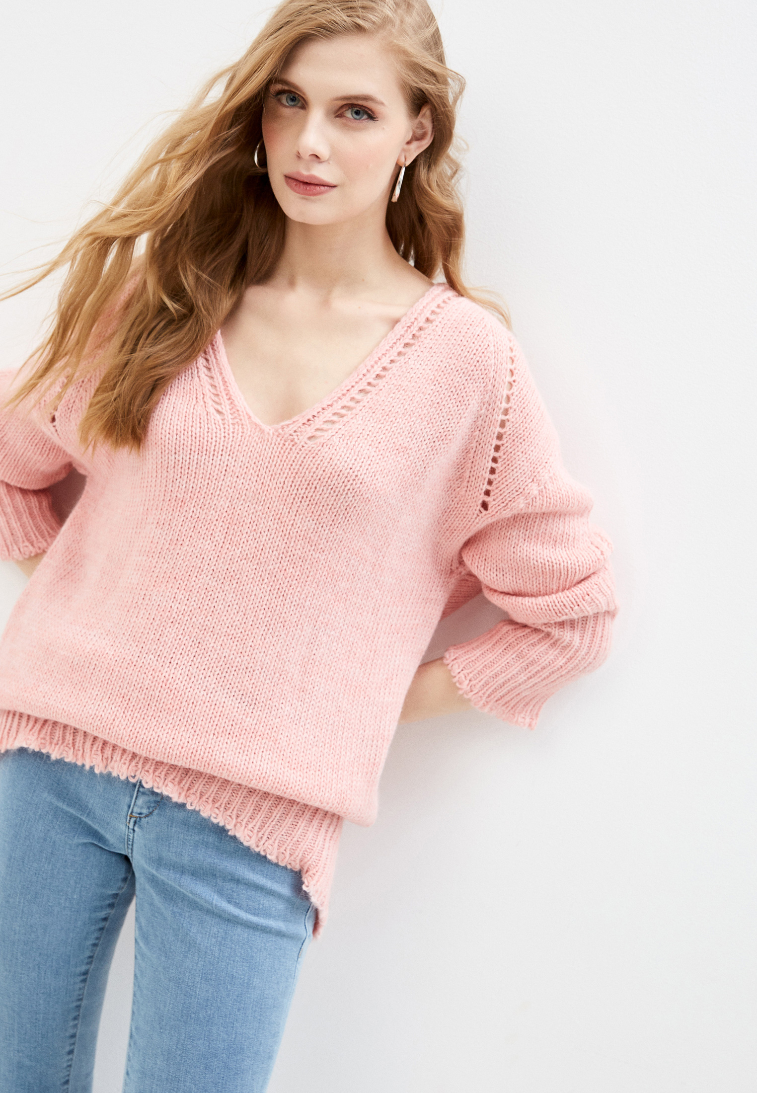 Пуловер Trussardi (Труссарди) 56M00123-0F000193