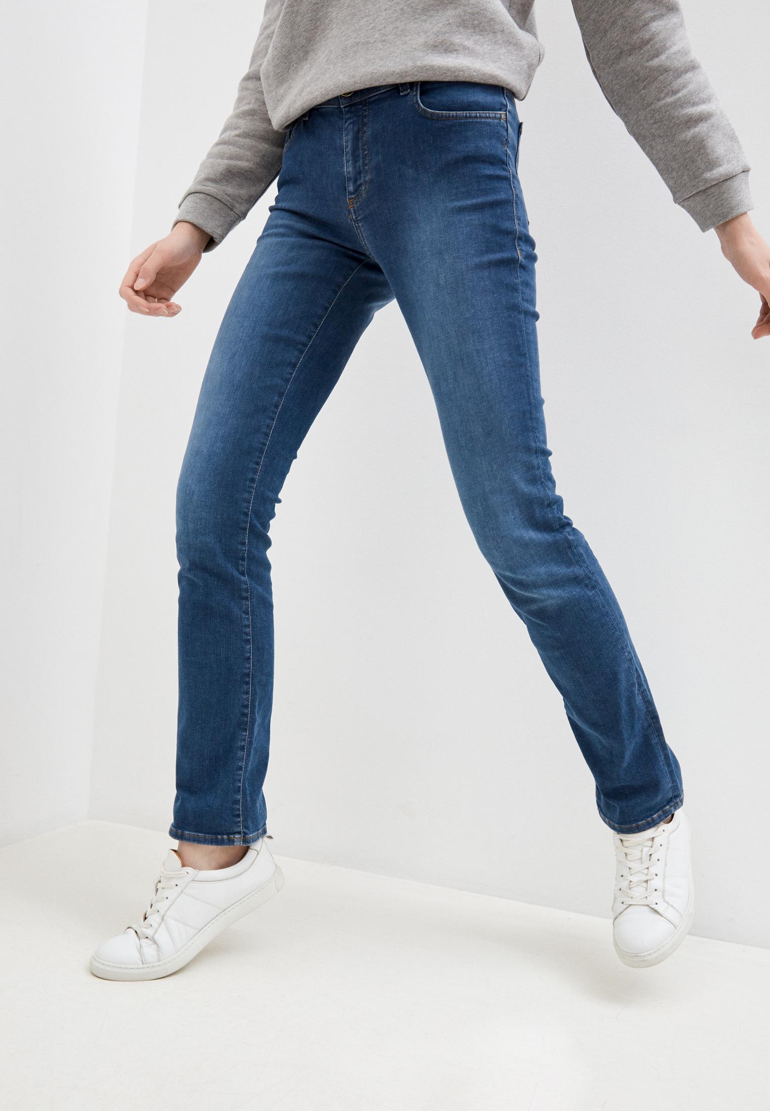 Зауженные джинсы Trussardi (Труссарди) 56J00007-1T000835-A-001