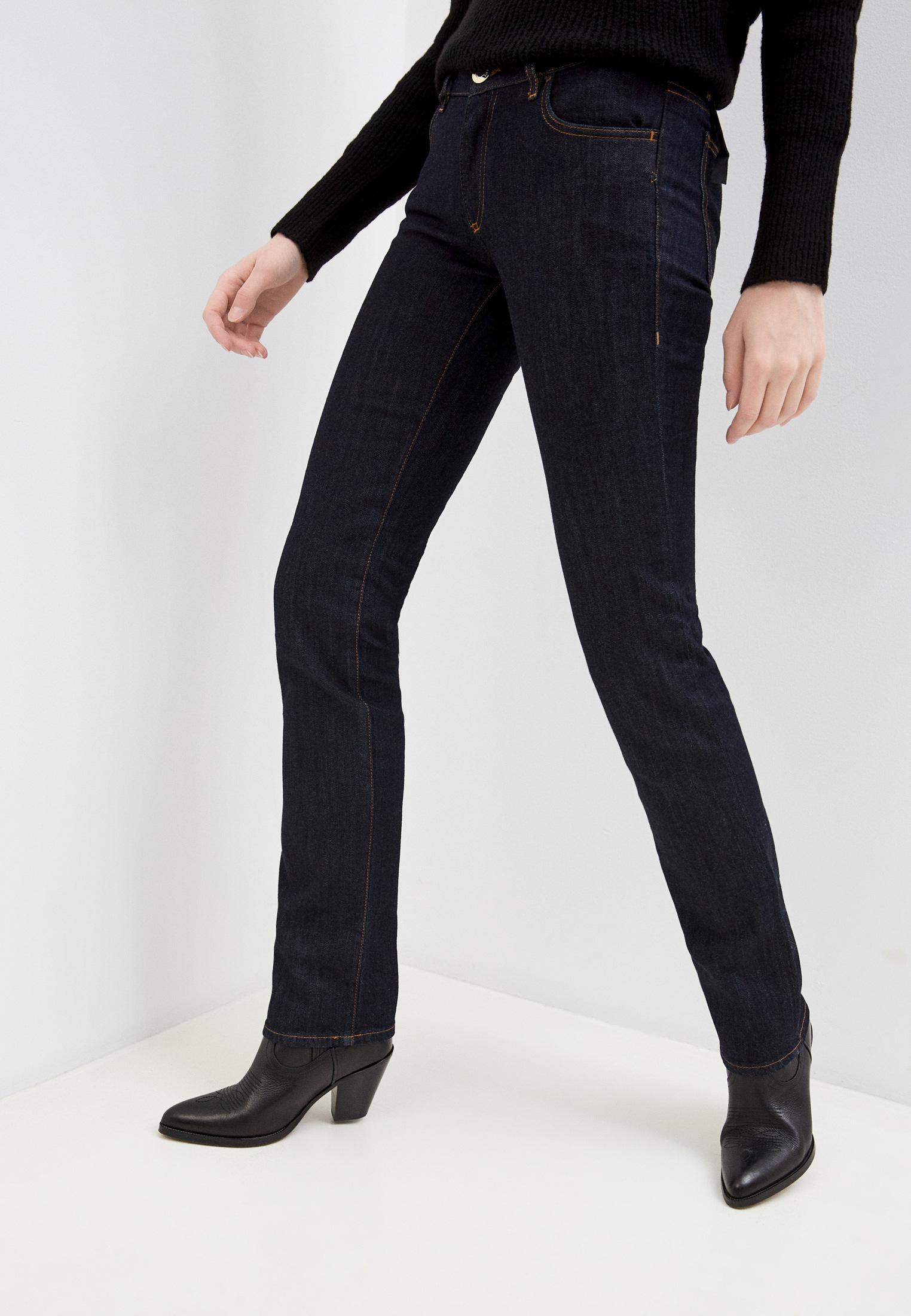 Прямые джинсы Trussardi (Труссарди) 56J00040-1T000853-A-001