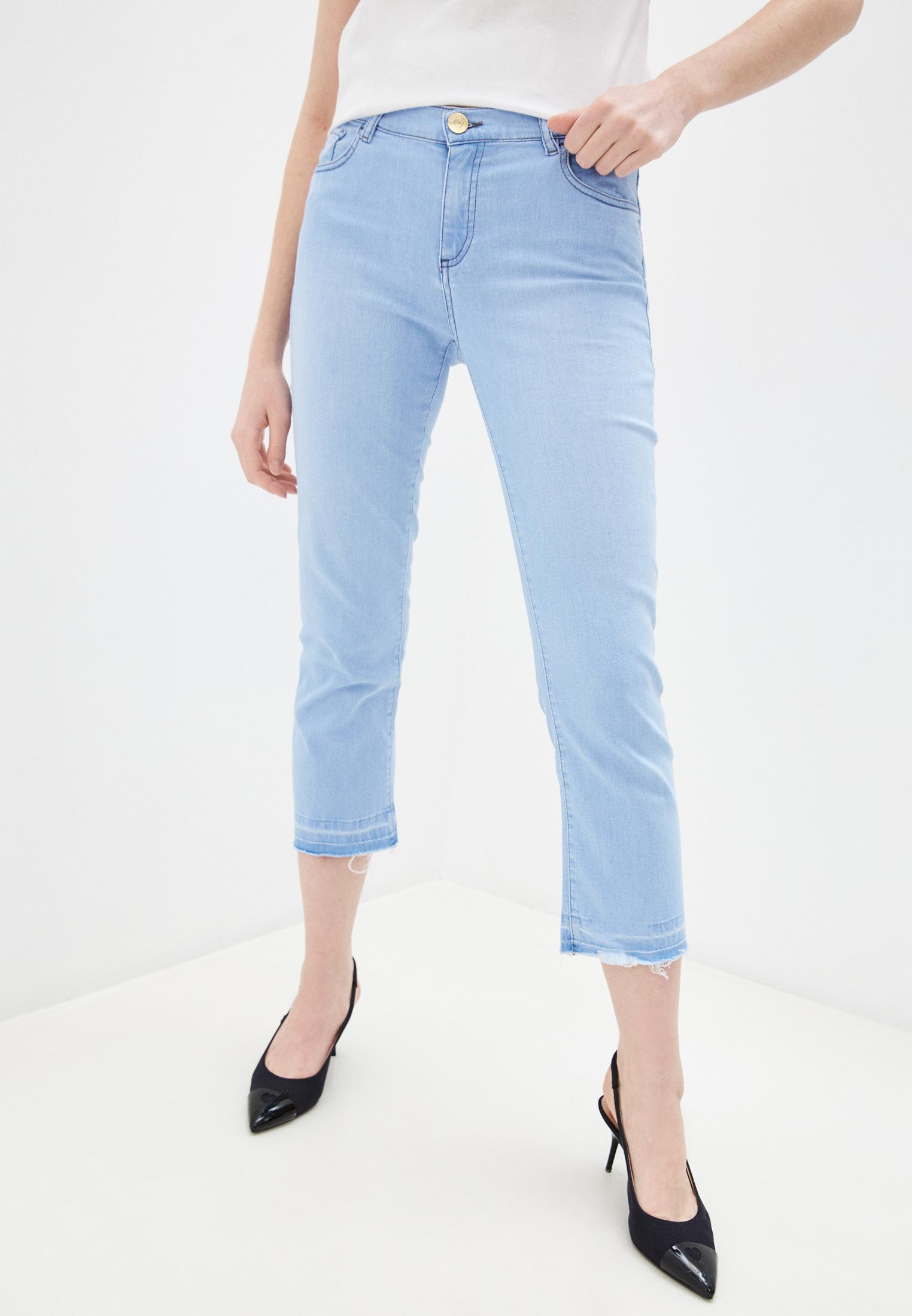 Прямые джинсы Trussardi (Труссарди) 56J00054-1T000823-E-001