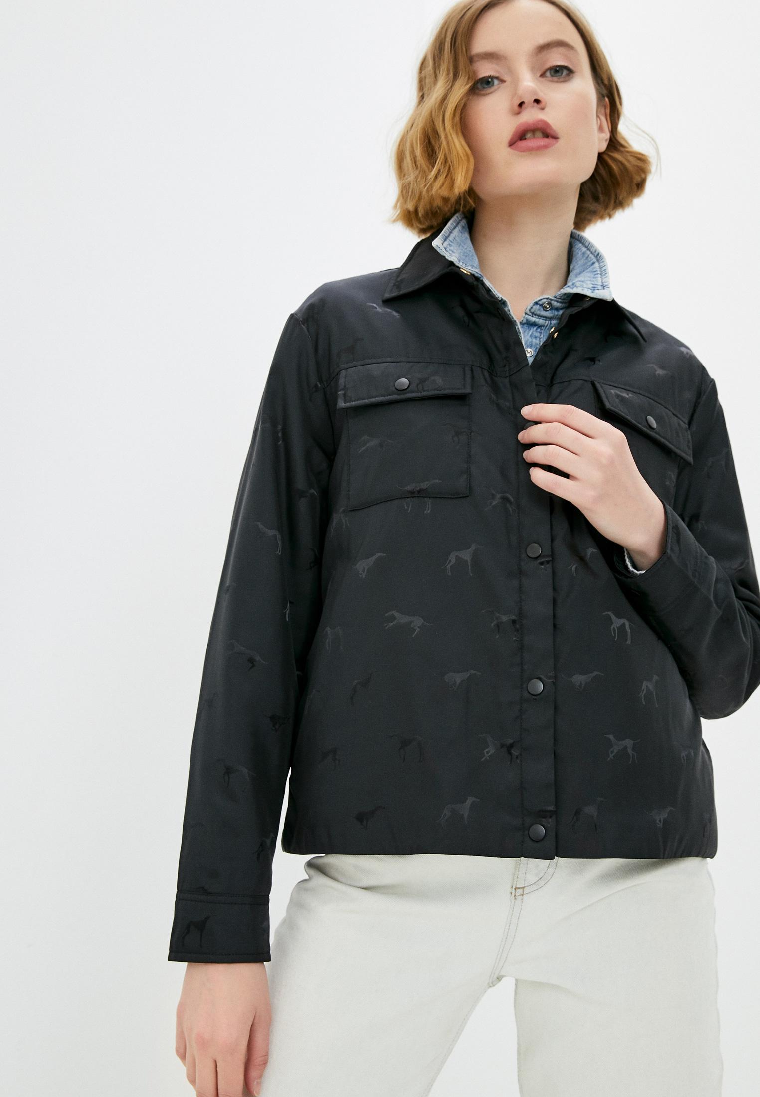 Куртка Trussardi 56S00585-1T004798