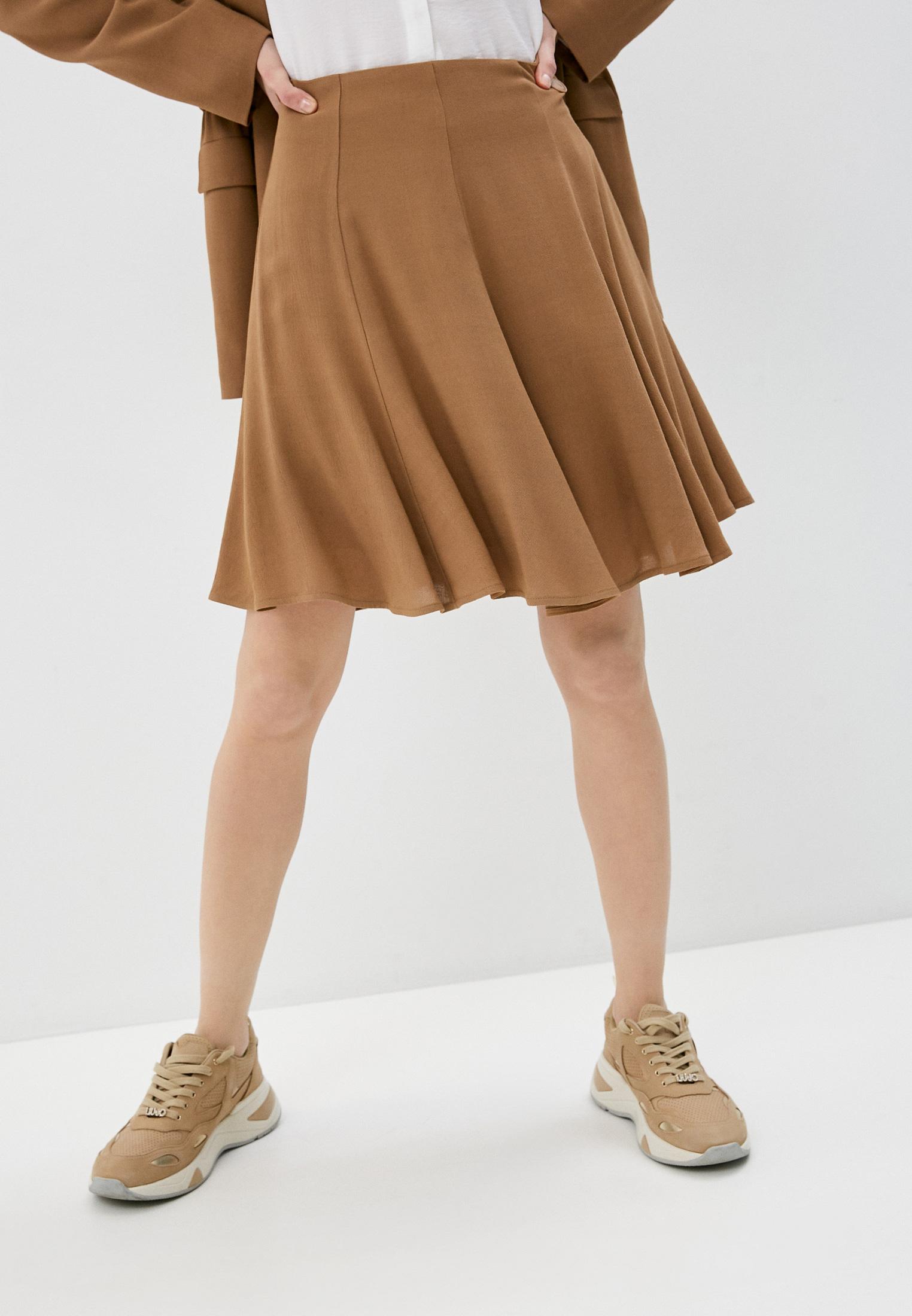 Широкая юбка Trussardi (Труссарди) 56G00159-1T004957