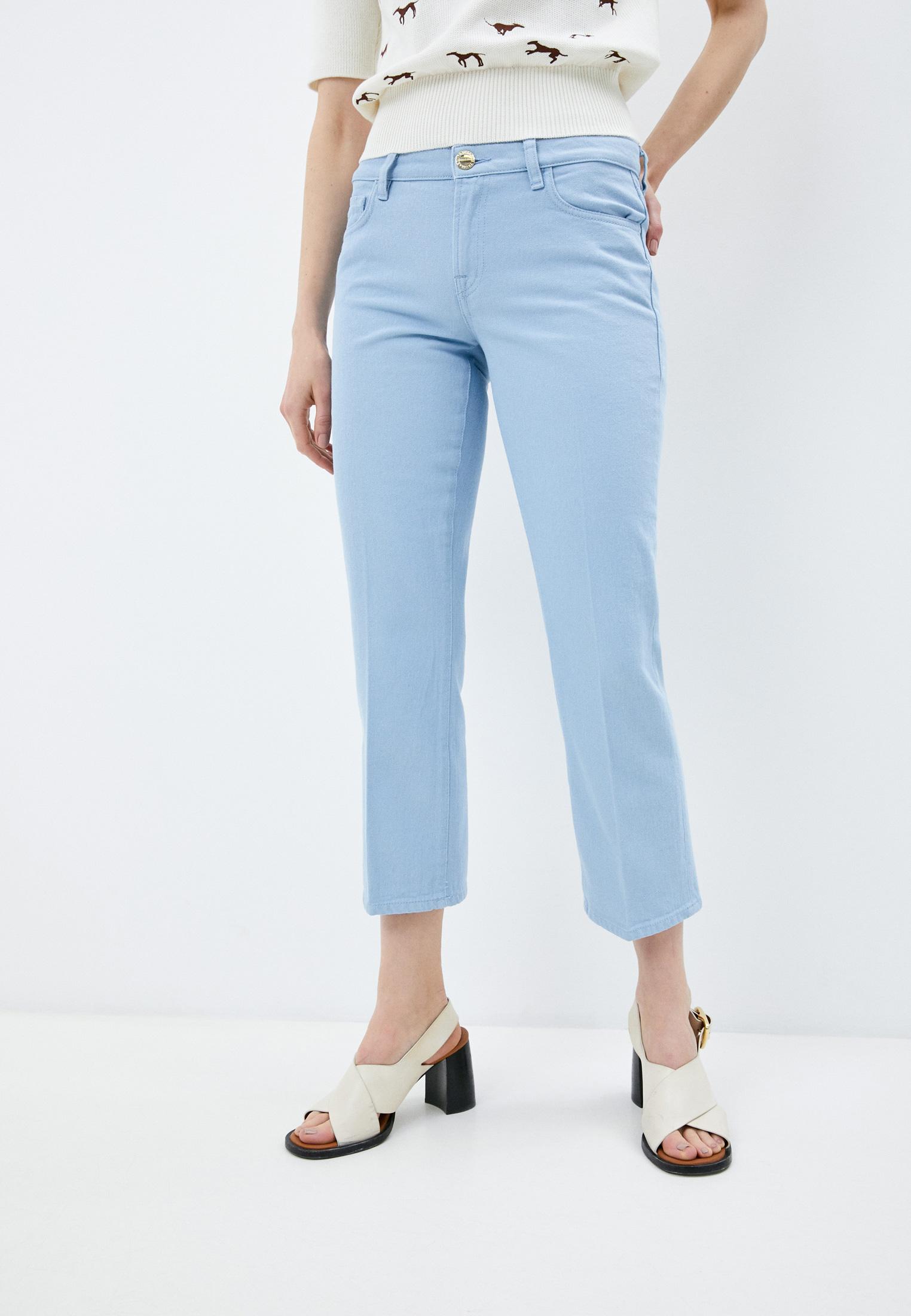 Прямые джинсы Trussardi (Труссарди) 56J00131-1T004845
