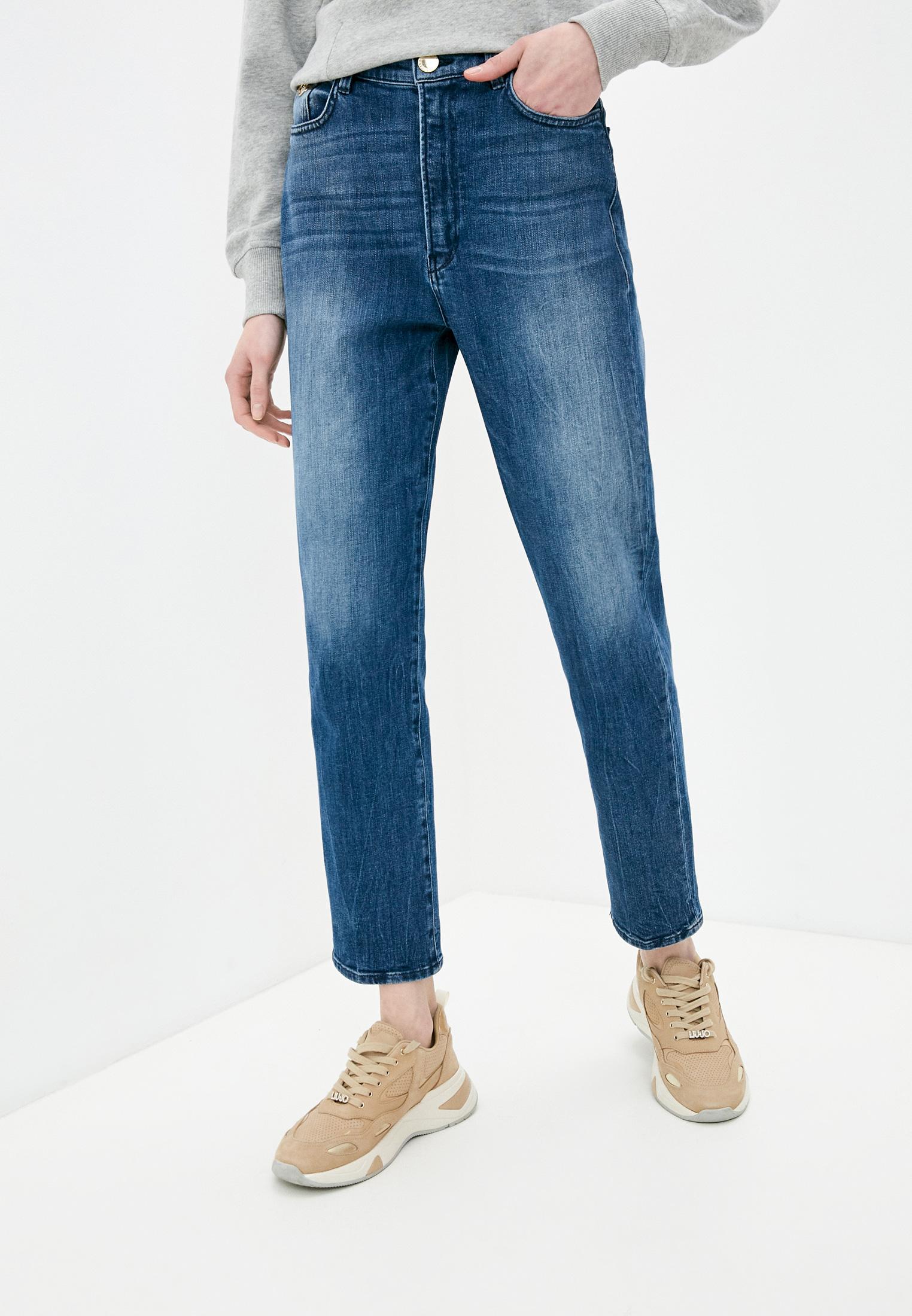 Зауженные джинсы Trussardi (Труссарди) 56J00128-1T005108