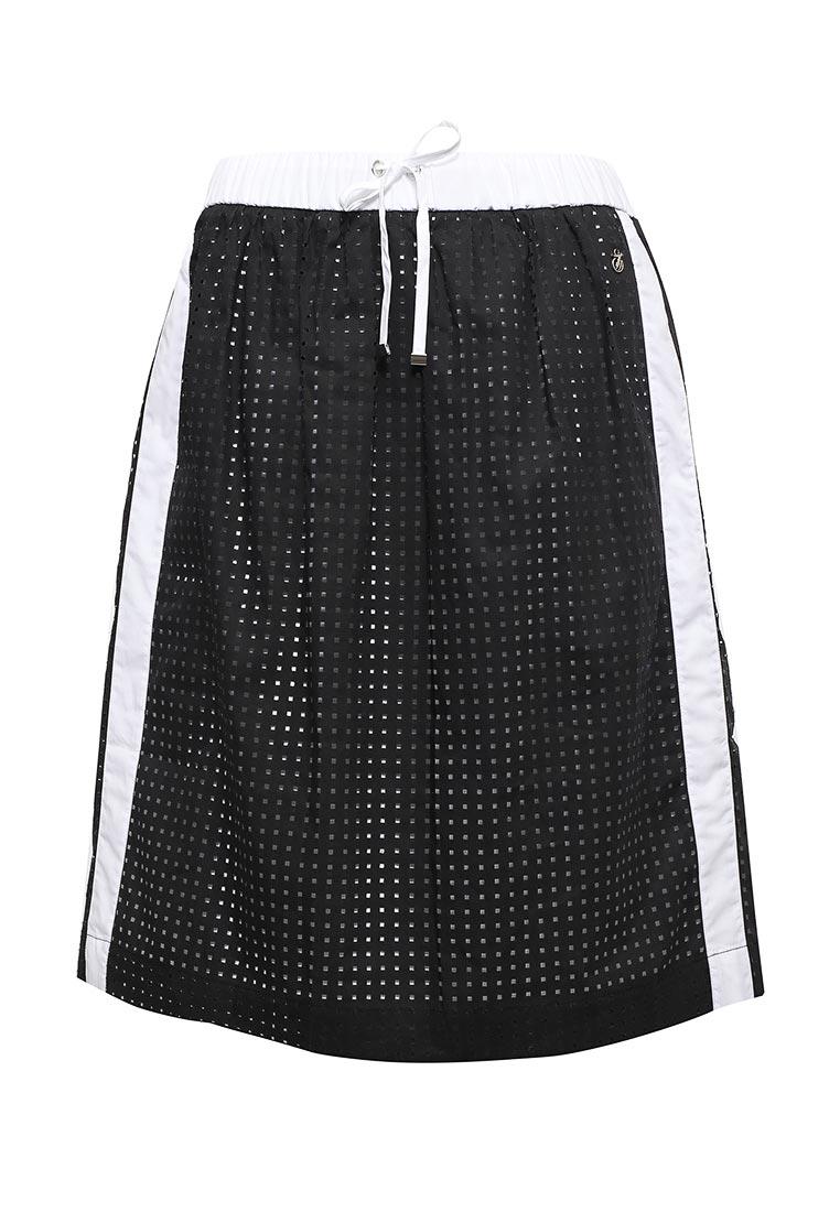 Широкая юбка TRUSSARDI JEANS (Труссарди Джинс) 56g68