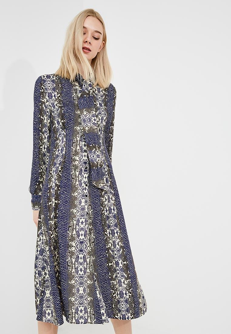 Повседневное платье Trussardi Jeans (Труссарди Джинс) 56D00073