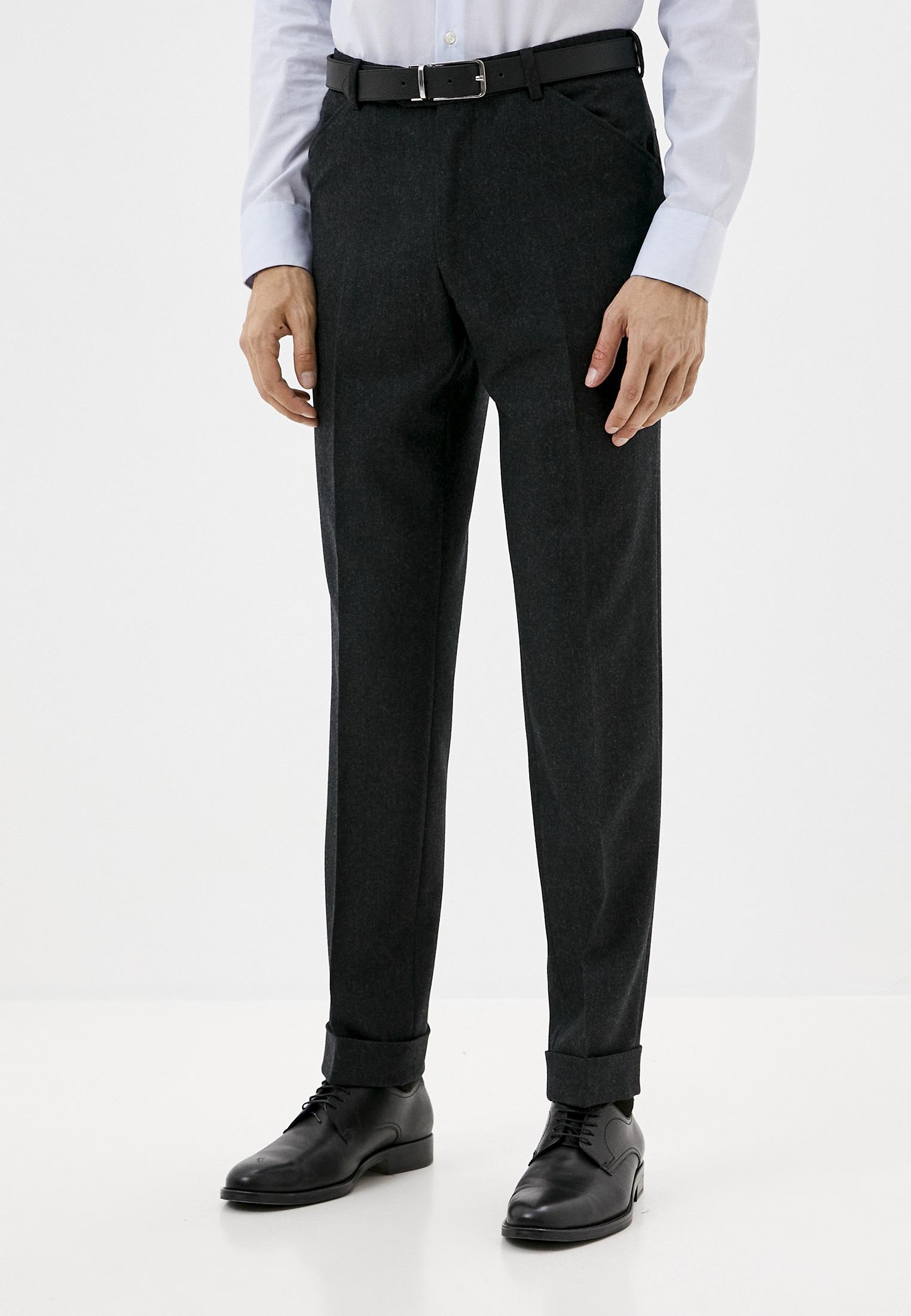 Мужские классические брюки Trussardi Collection U10TRC7174