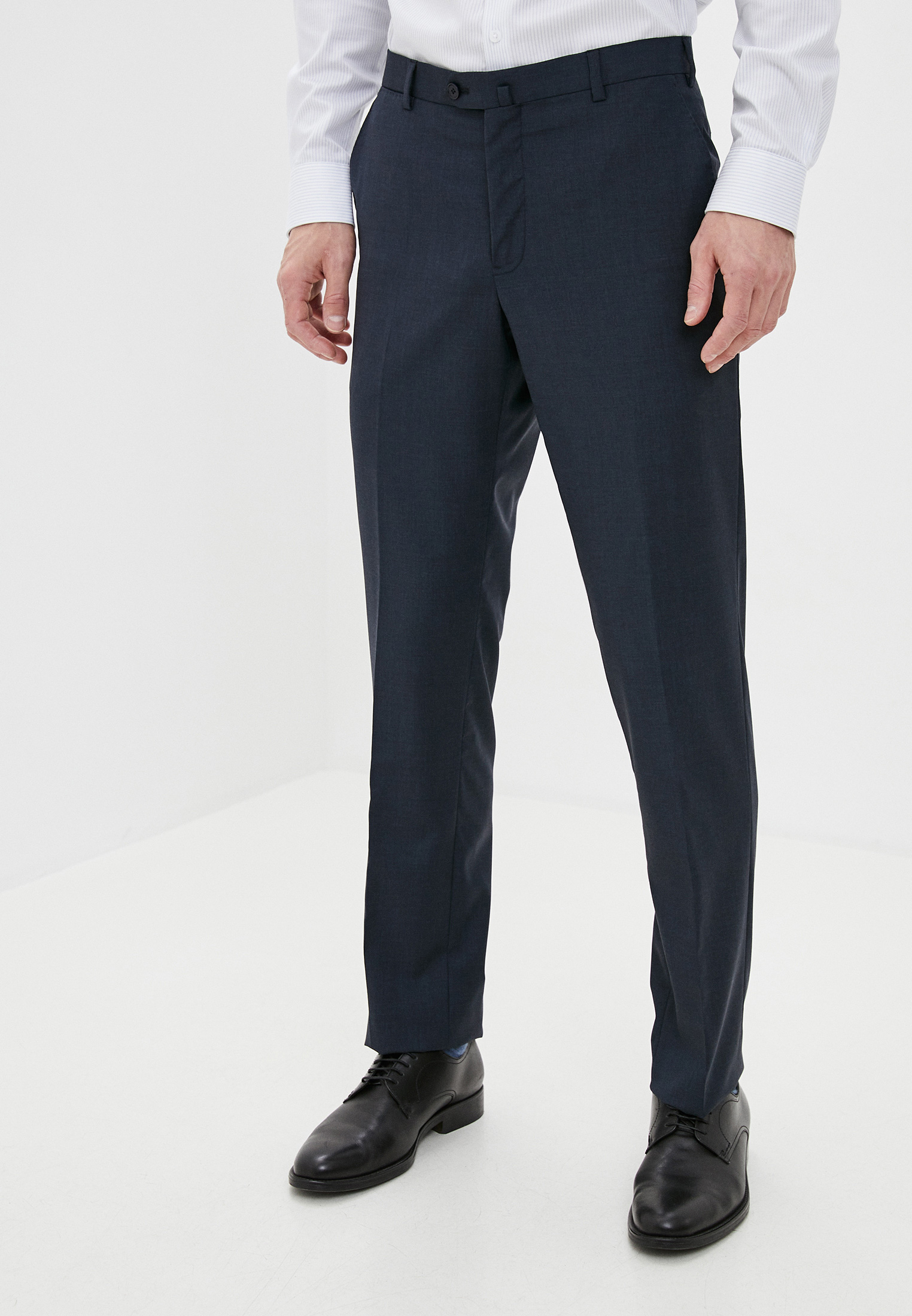 Мужские классические брюки Trussardi Collection U10TRC7025