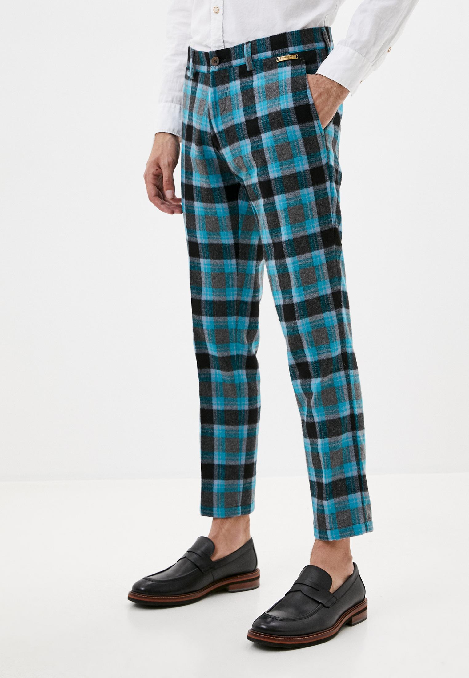 Мужские зауженные брюки Trussardi Collection U10TRC1054