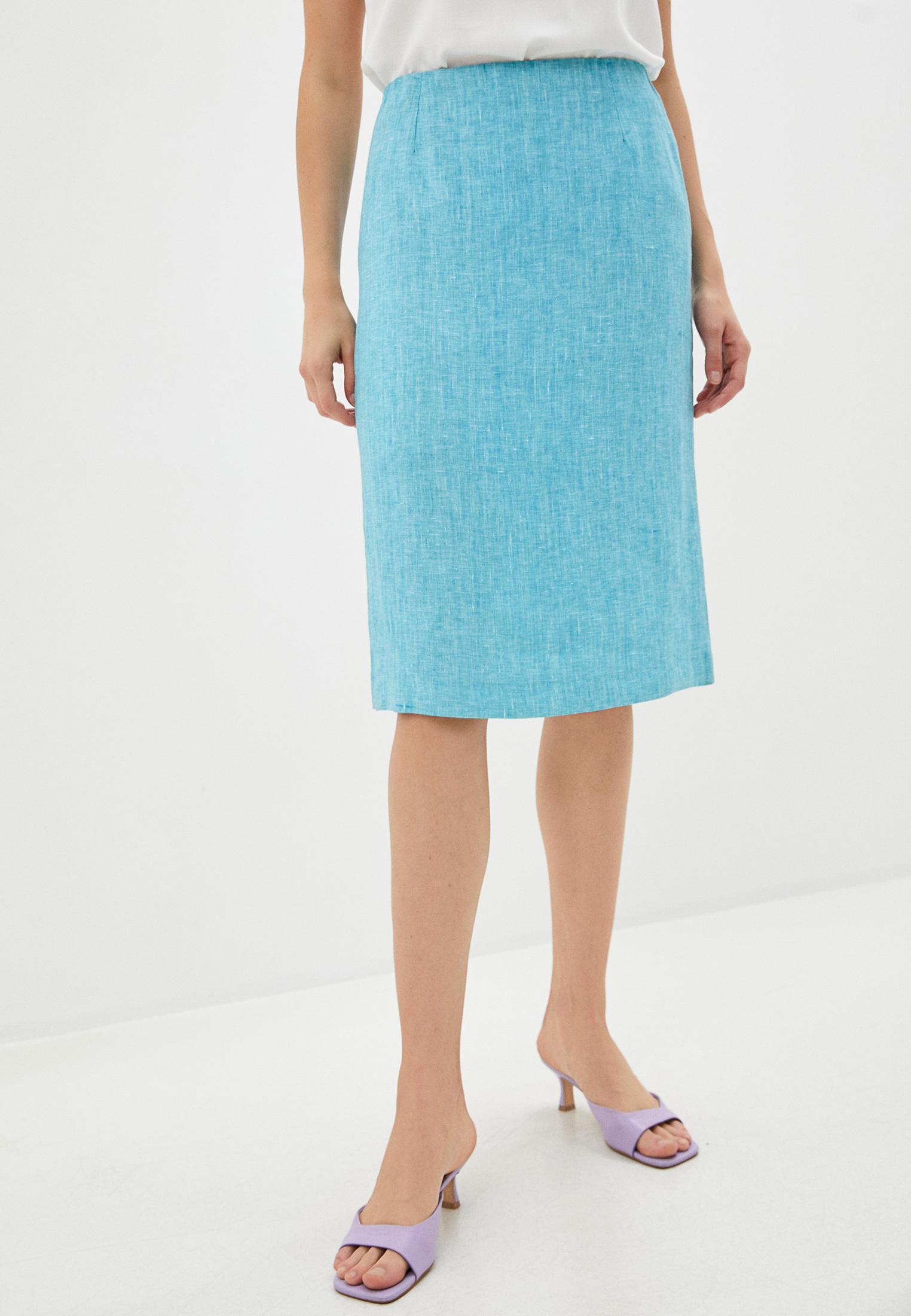 Прямая юбка Trussardi Collection D28TRC0015