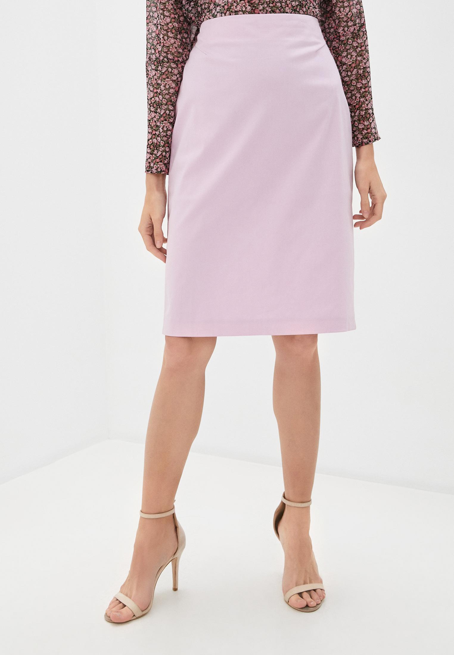 Прямая юбка Trussardi Collection D28TRC0002