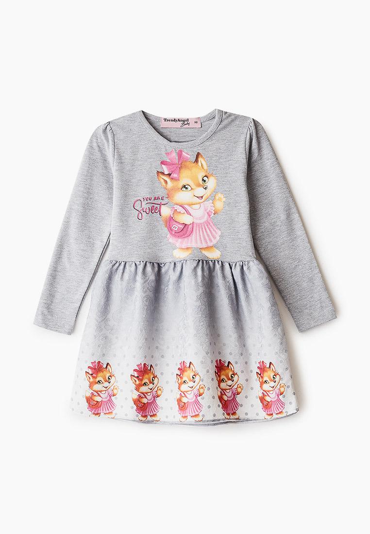 Повседневное платье TrendyAngel Baby TABSS20D0005
