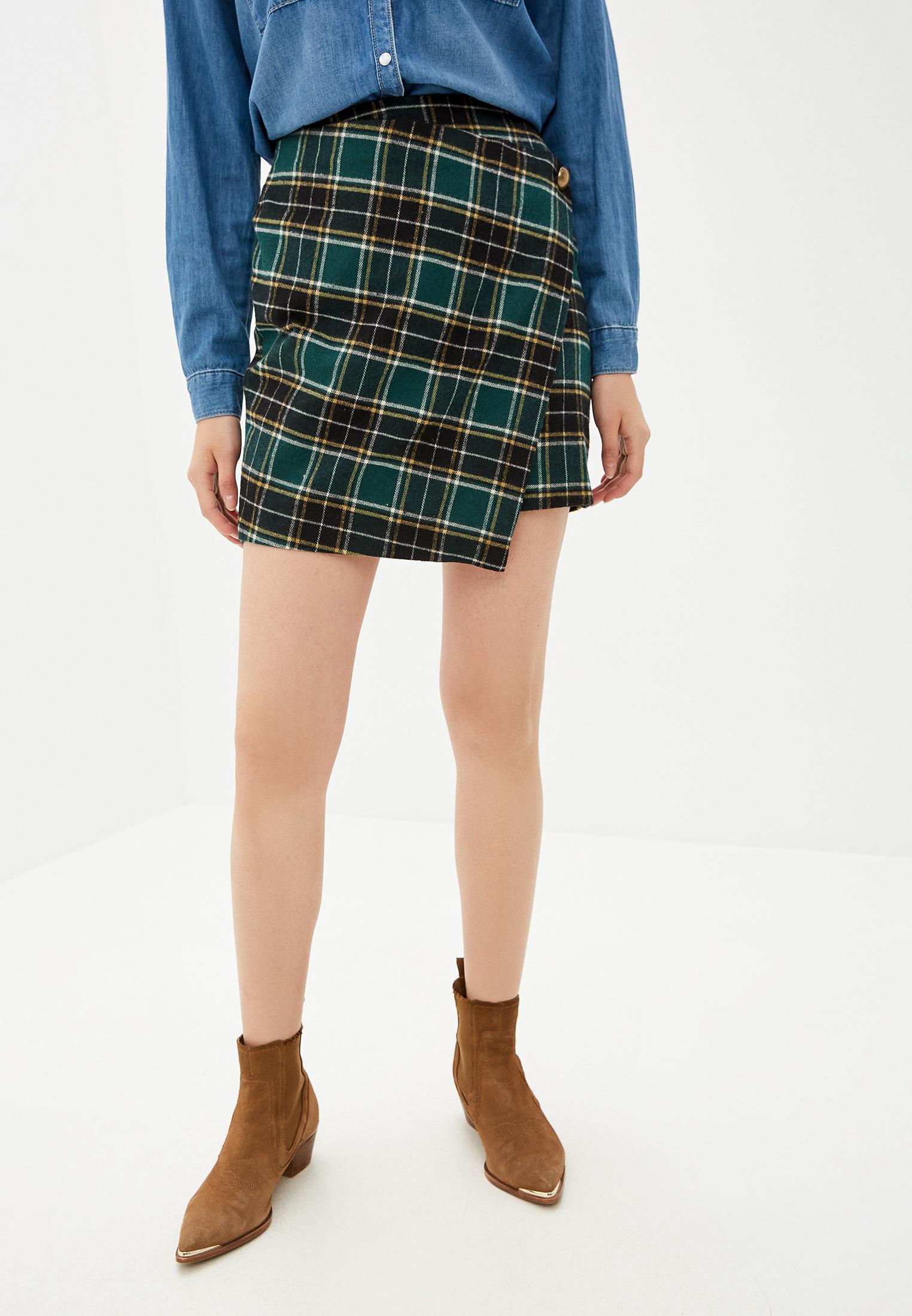Прямая юбка Trendyol TWOAW20ET0589
