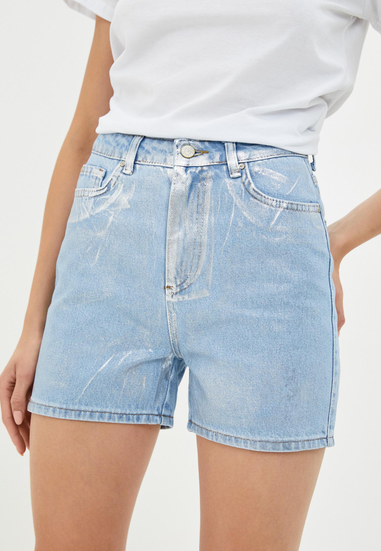Женские джинсовые шорты Trendyol TWOSS20SR0286