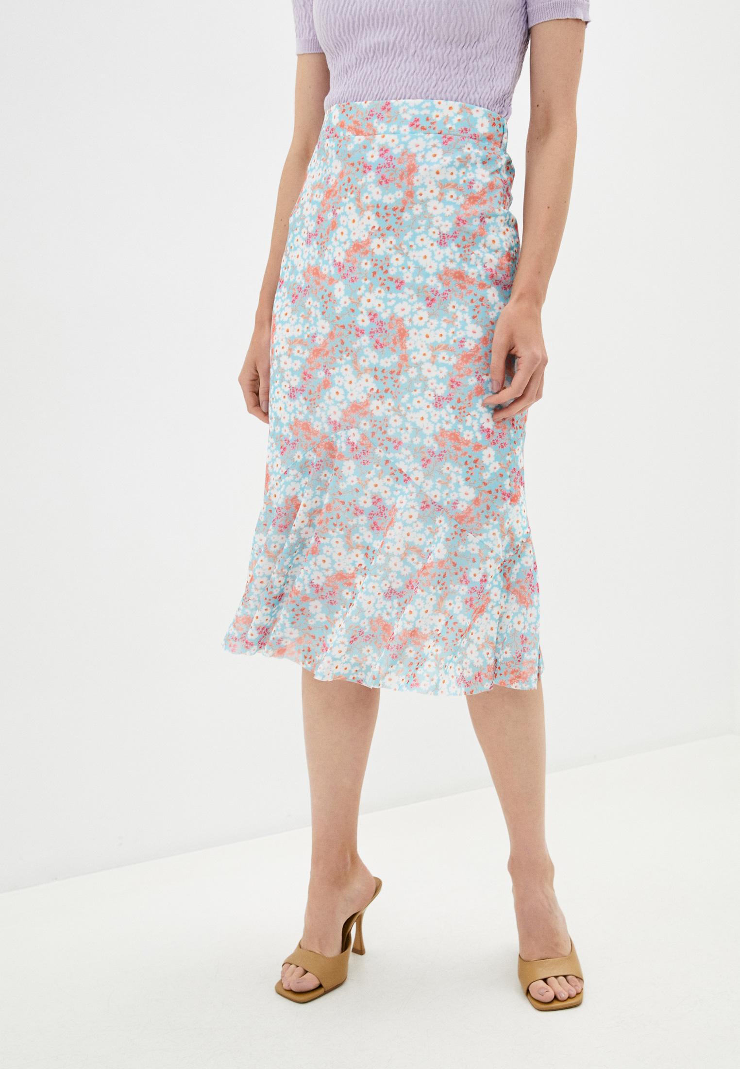 Прямая юбка Trendyol TWOSS20ET0156