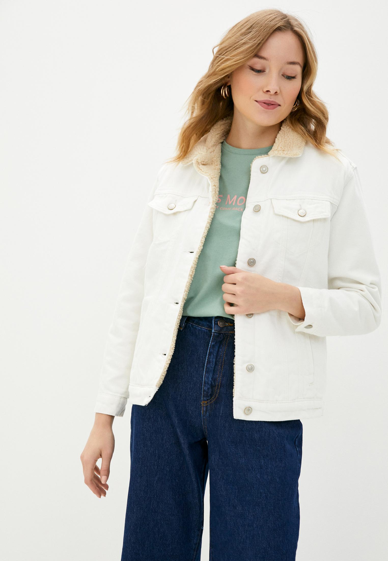 Джинсовая куртка Trendyol TWOAW21CE0082
