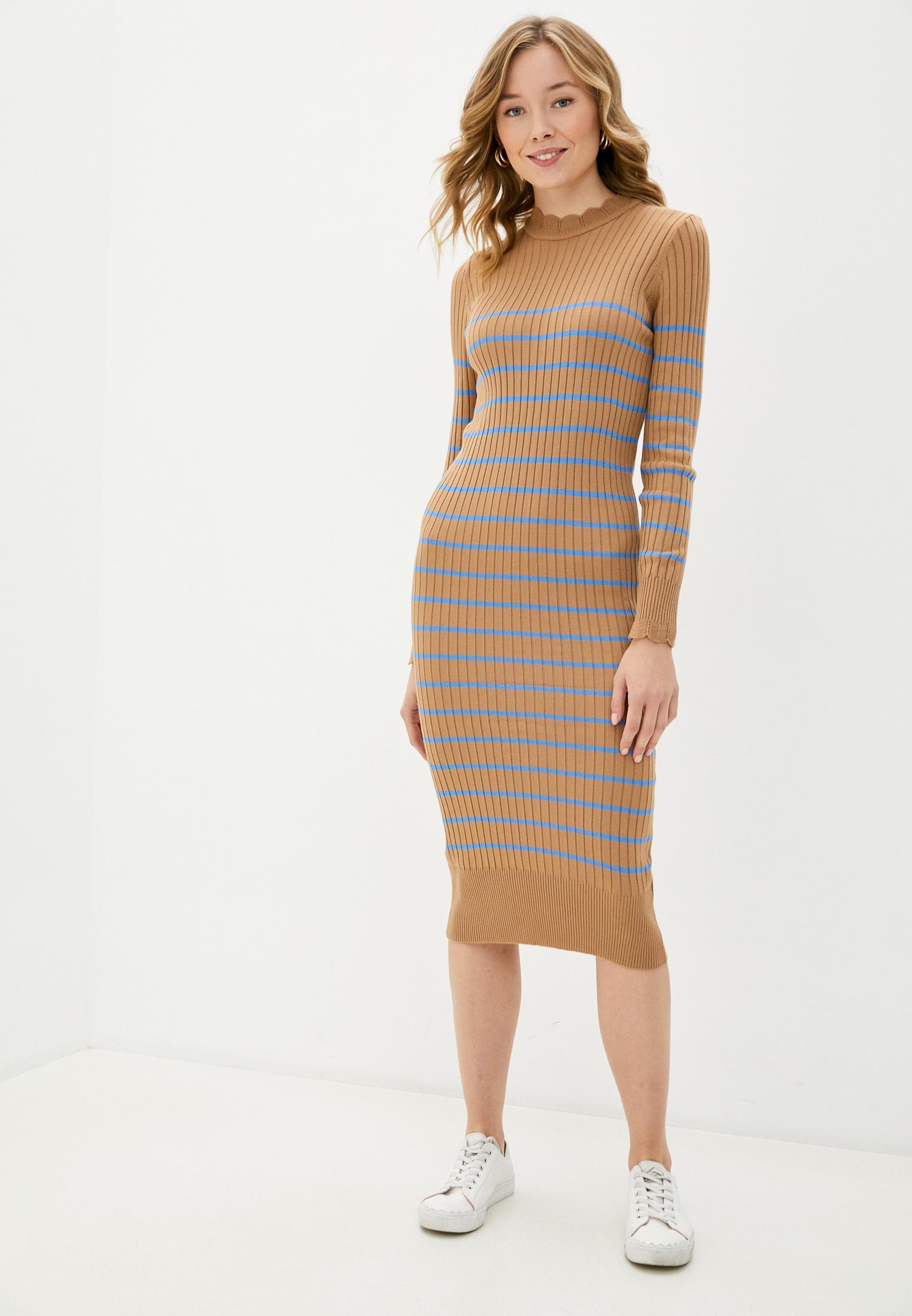 Вязаное платье Trendyol TWOAW21EL0416