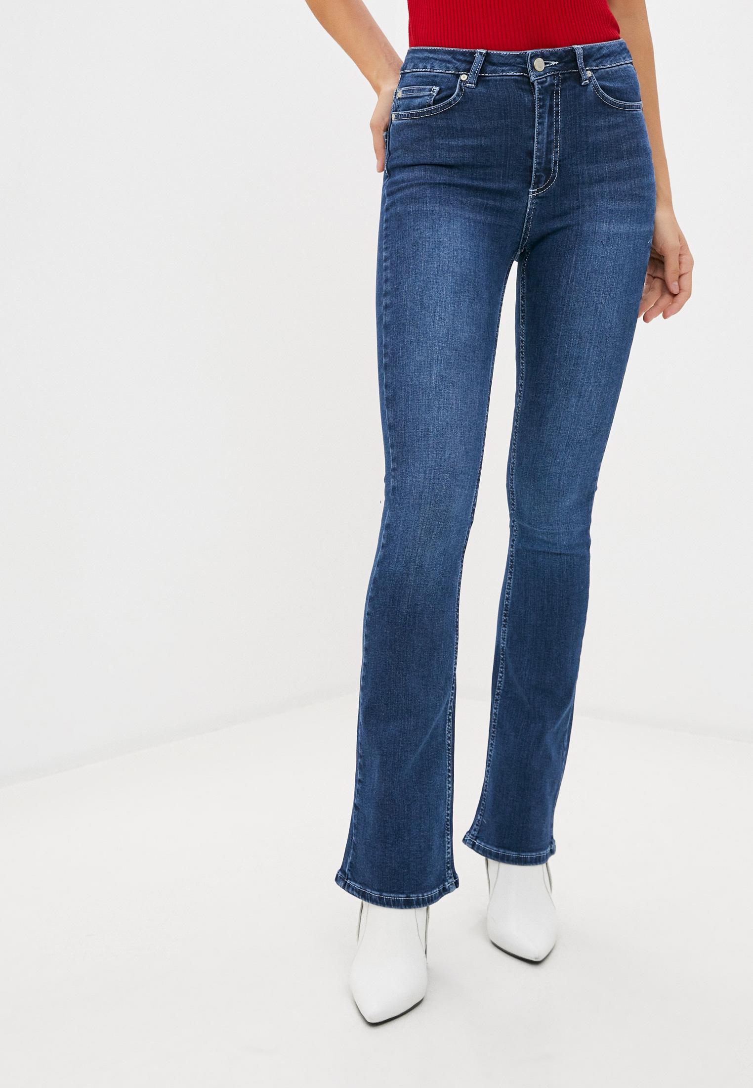 Широкие и расклешенные джинсы Trendyol TWOAW21JE0083