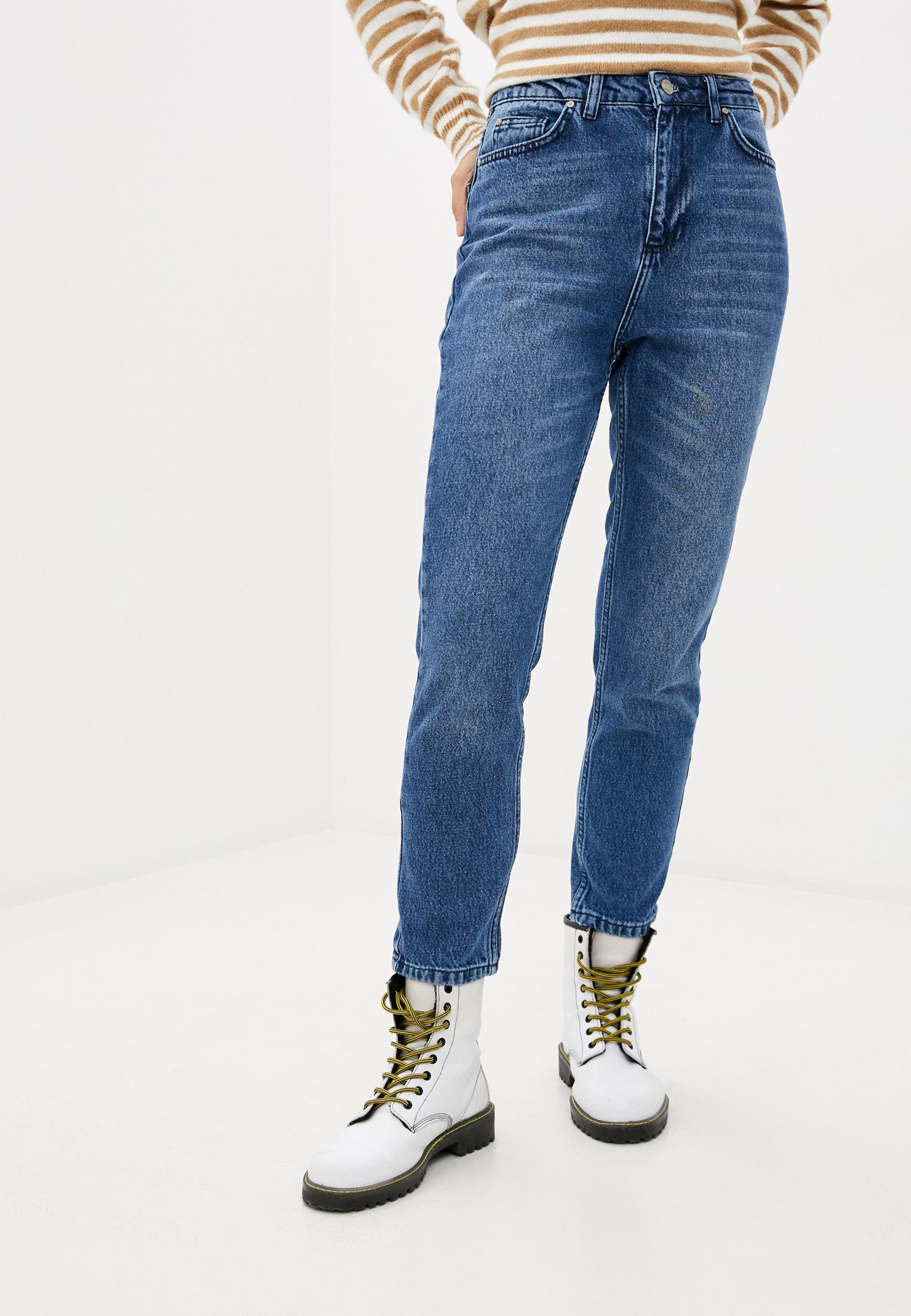 Прямые джинсы Trendyol TWOAW21JE0096