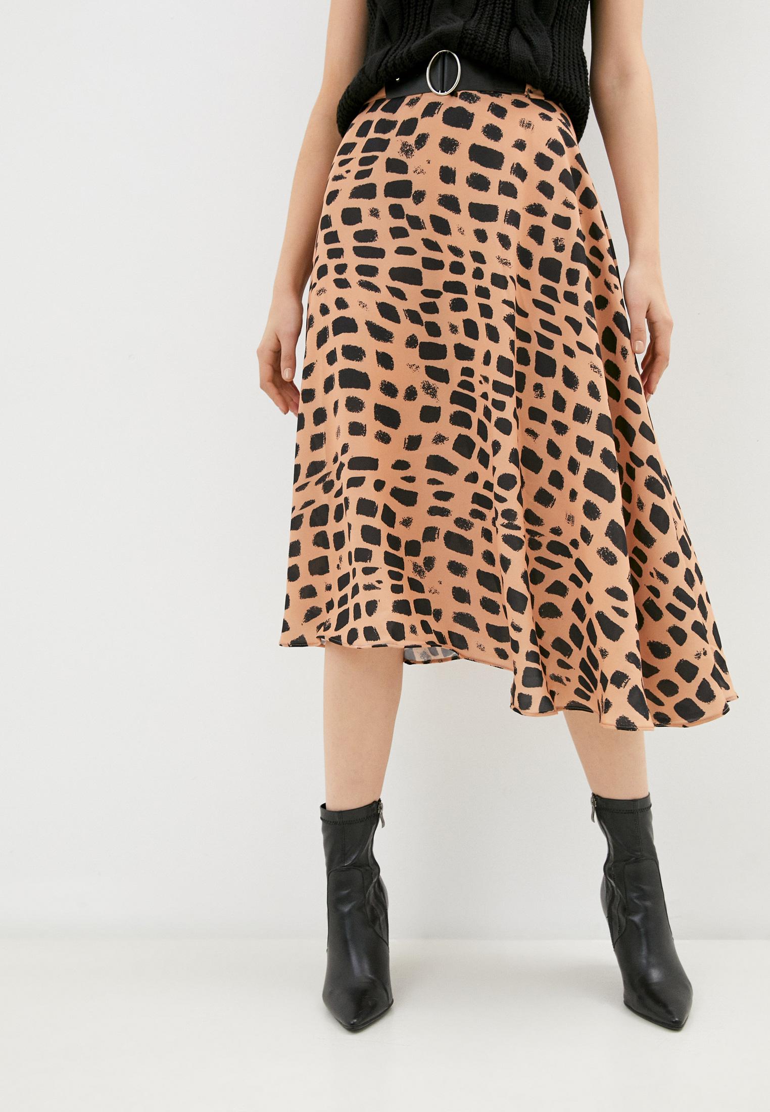Широкая юбка Trendyol TWOAW21ET0067