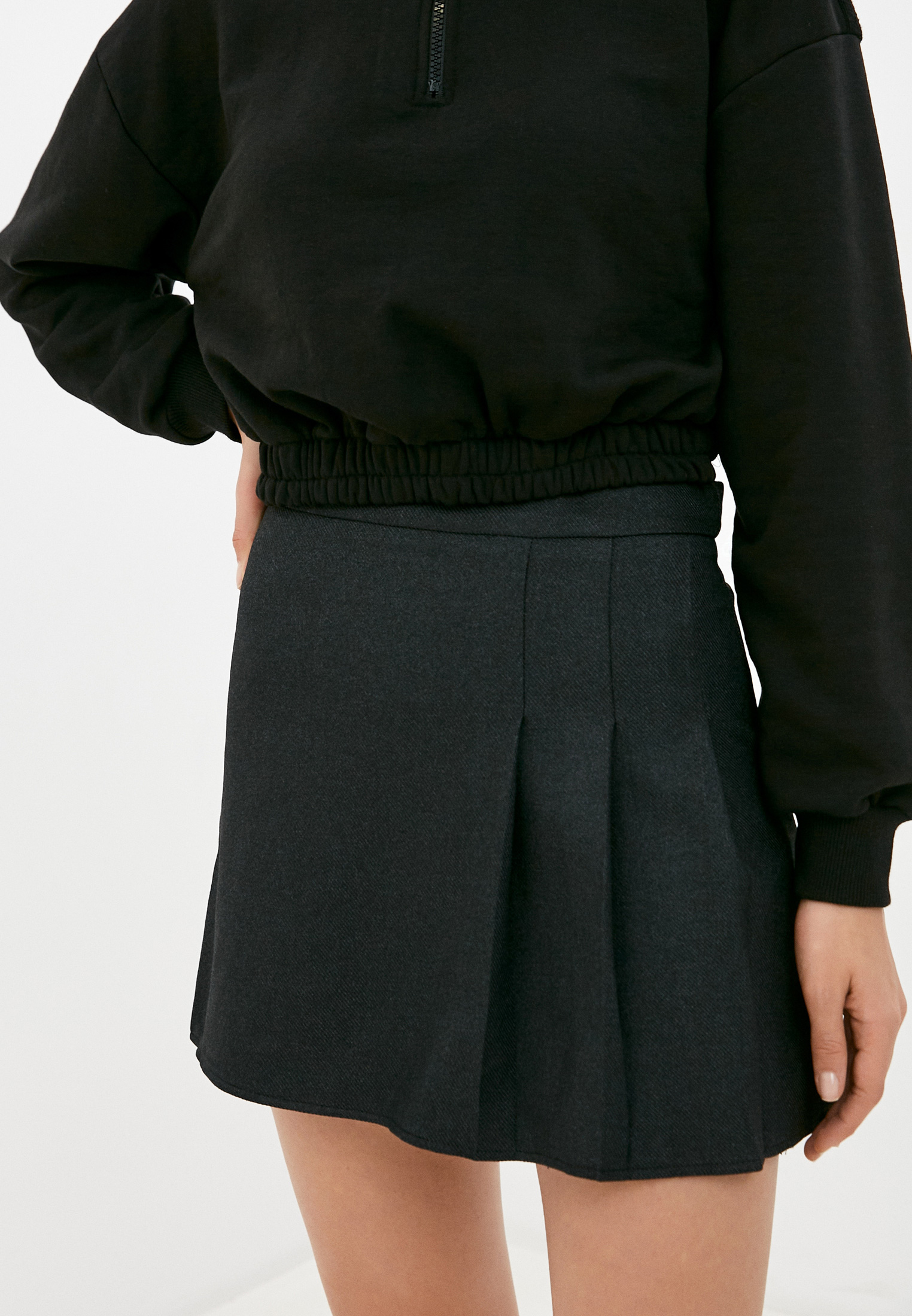 Прямая юбка Trendyol TWOAW21ET0068