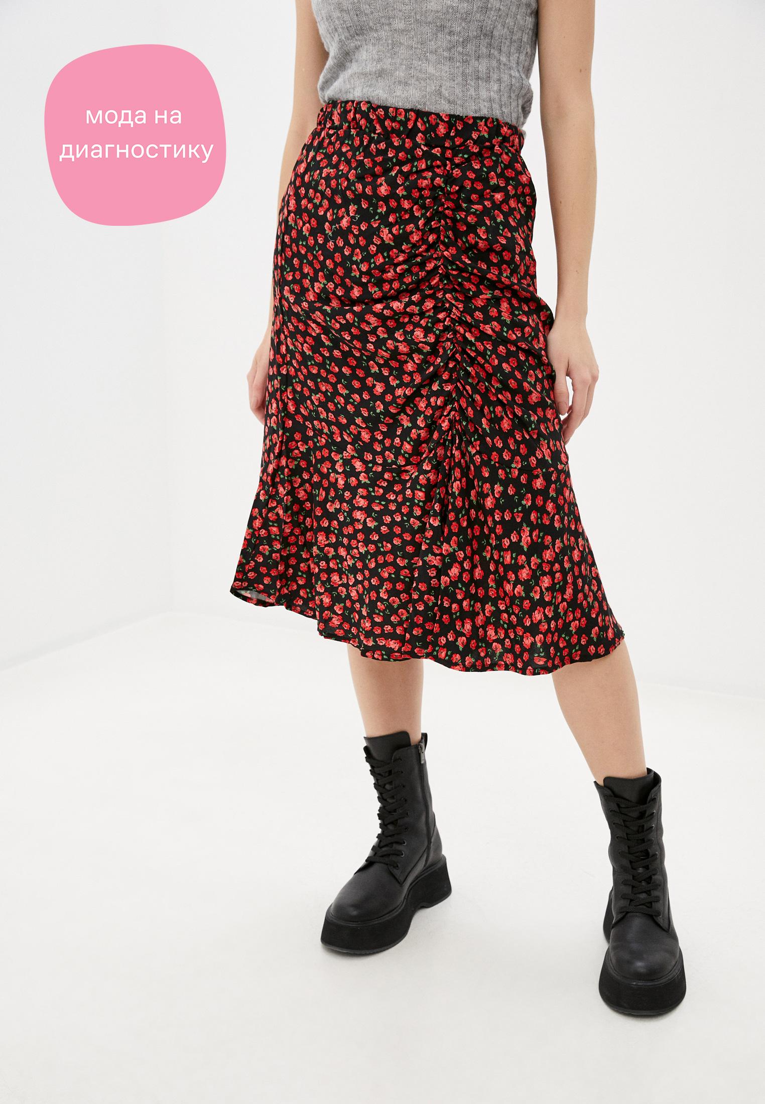 Прямая юбка Trendyol TWOAW21ET0412