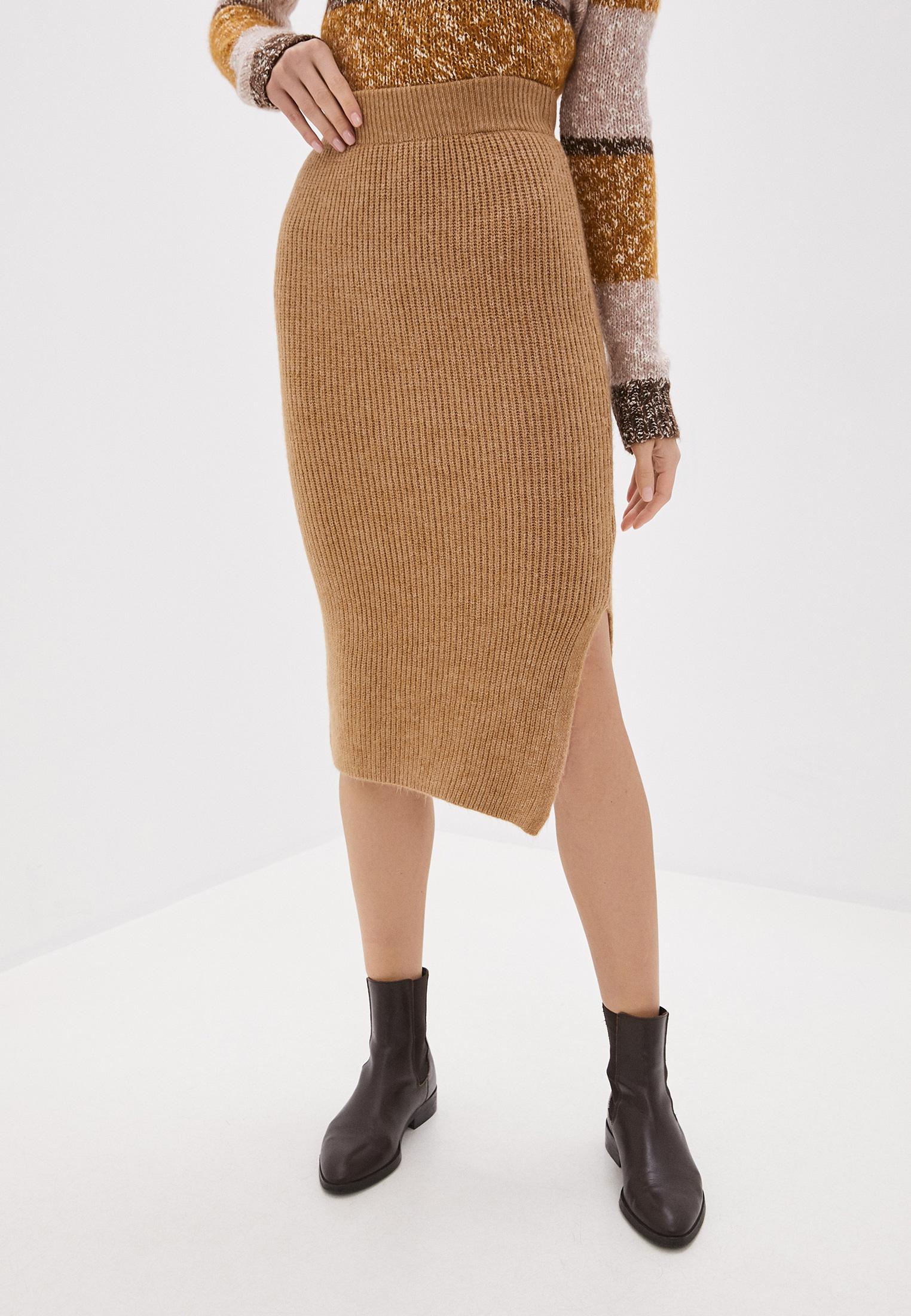 Узкая юбка Trendyol TWOAW21ET0251