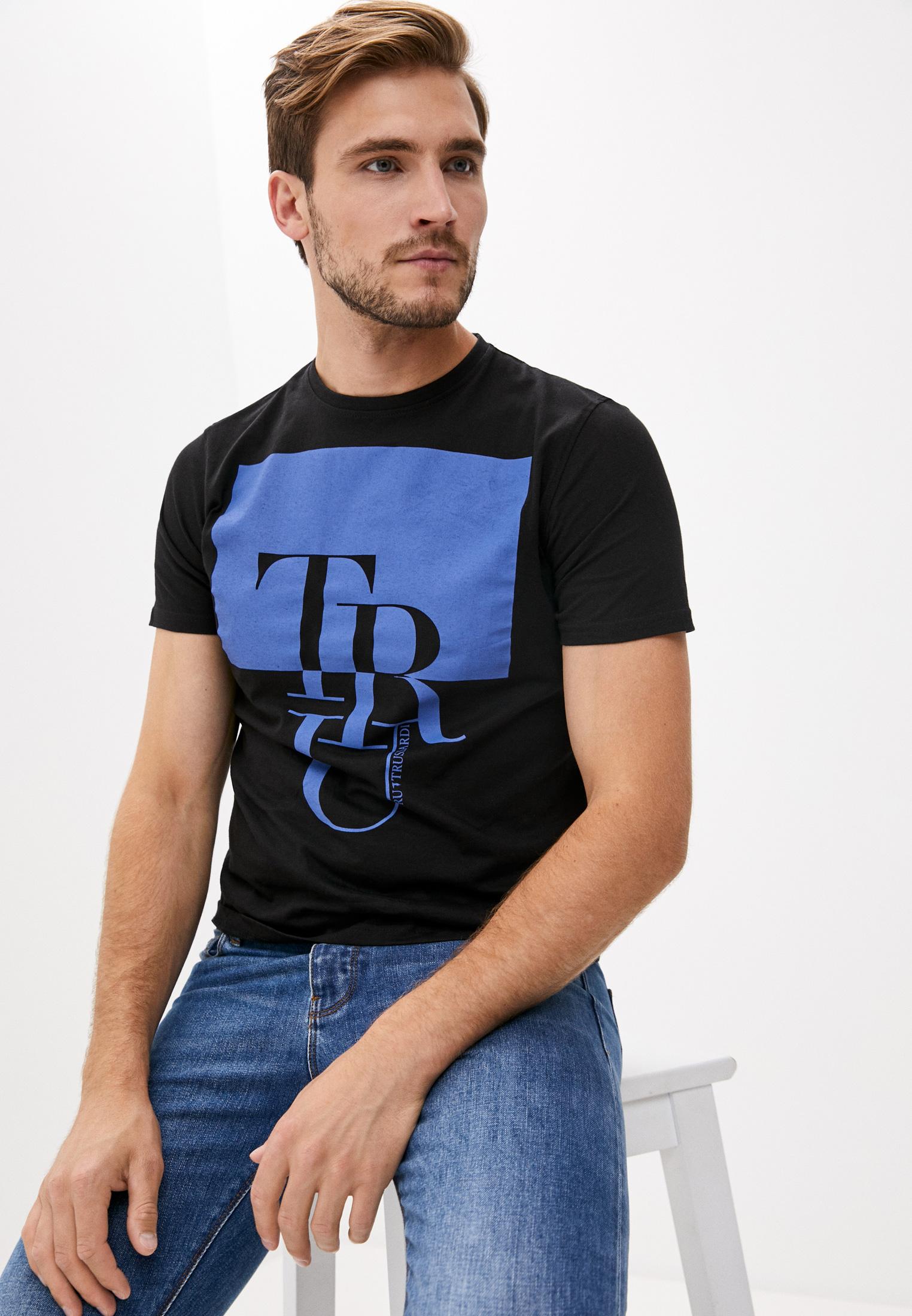 Мужская футболка Tru Trussardi (Тру Труссарди) 32T001531T004448K299