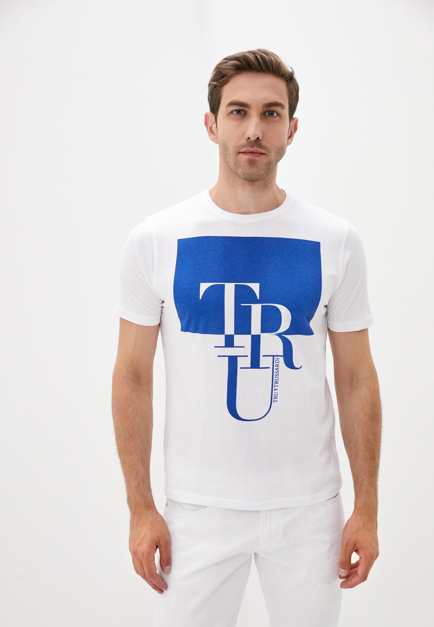 Мужская футболка Tru Trussardi (Тру Труссарди) 32T001531T004448W001