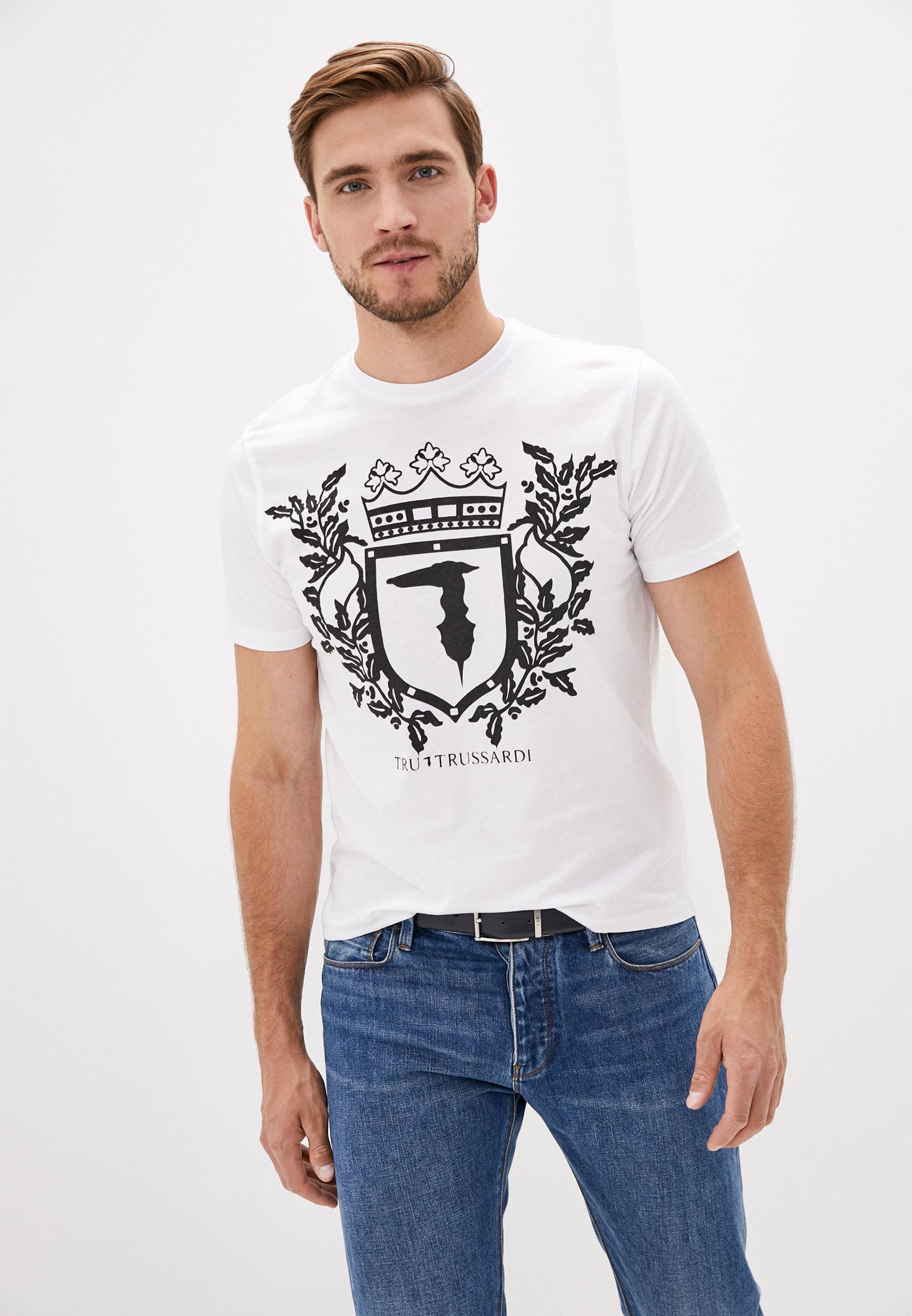 Мужская футболка Tru Trussardi (Тру Труссарди) 32T001561T004448W001