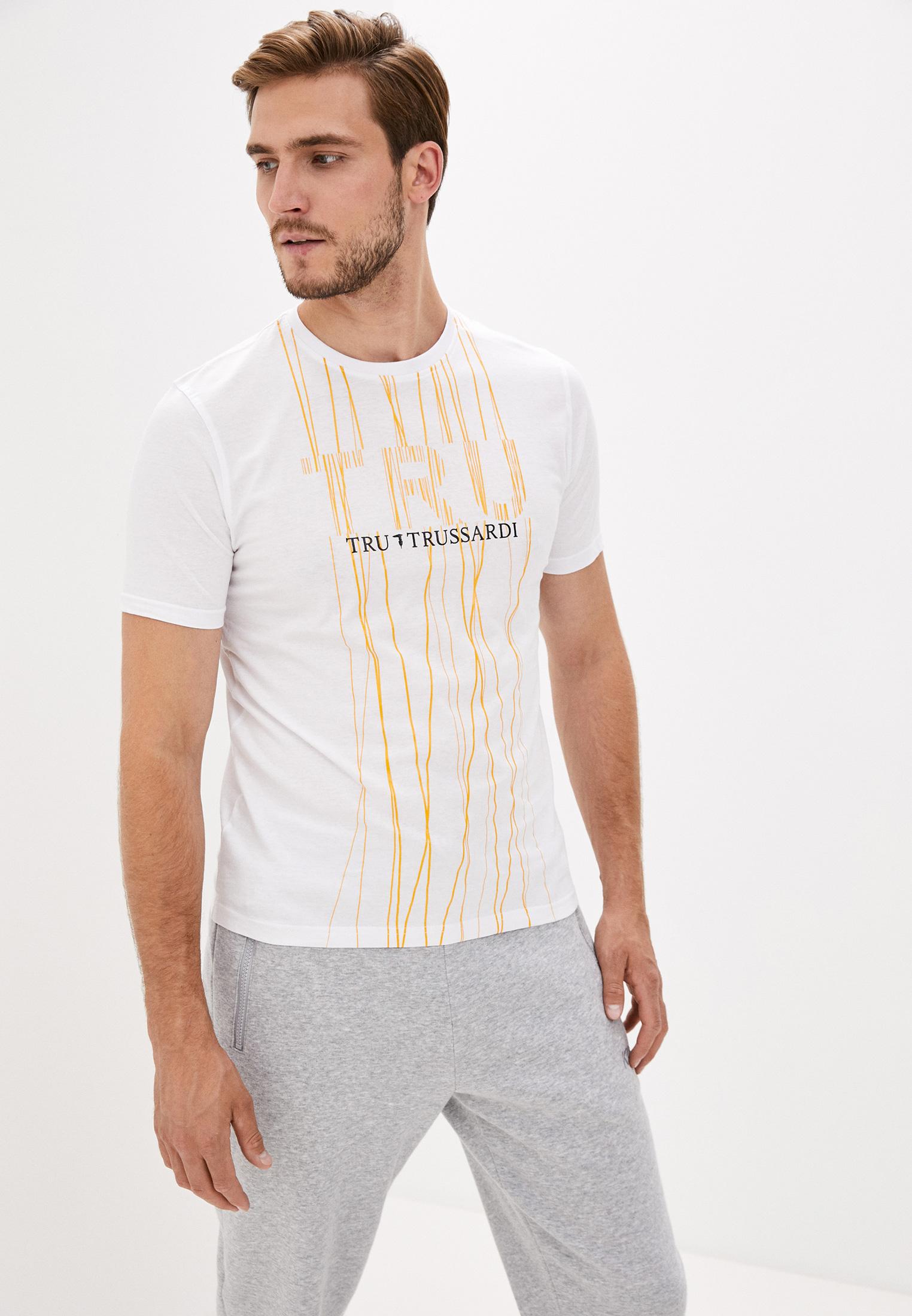 Мужская футболка Tru Trussardi (Тру Труссарди) 32T001601T004448W001
