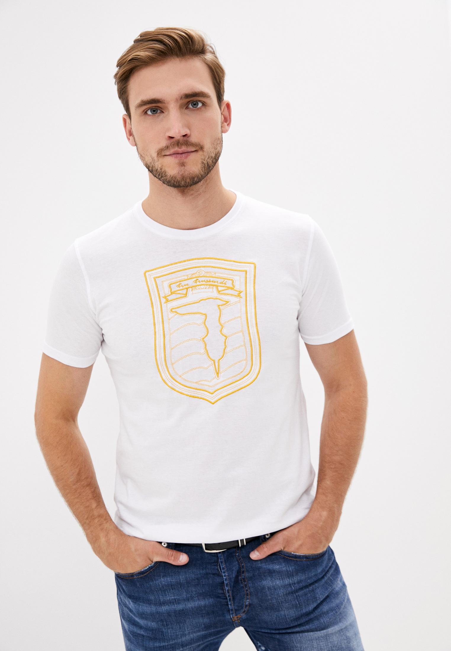 Мужская футболка Tru Trussardi (Тру Труссарди) 32T001651T004448W001
