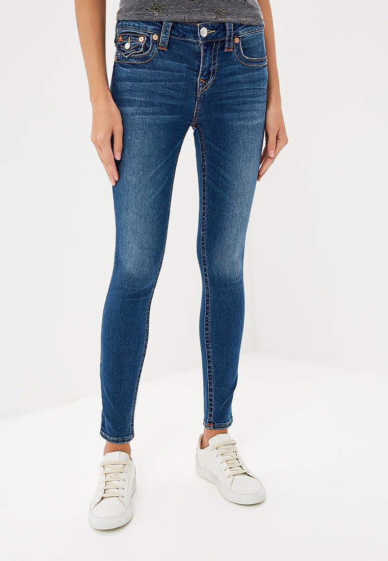 Зауженные джинсы True Religion 200463